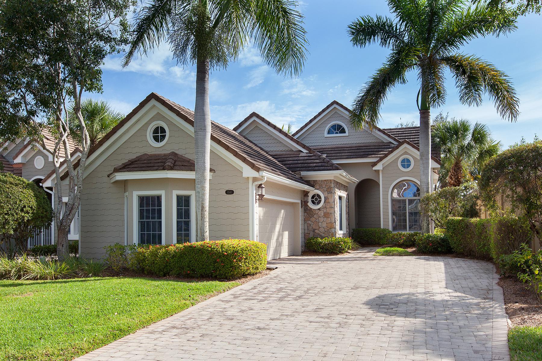 一戸建て のために 売買 アット FIDDLERS CREEK 8540 Mallards Way, Naples, フロリダ, 34114 アメリカ合衆国