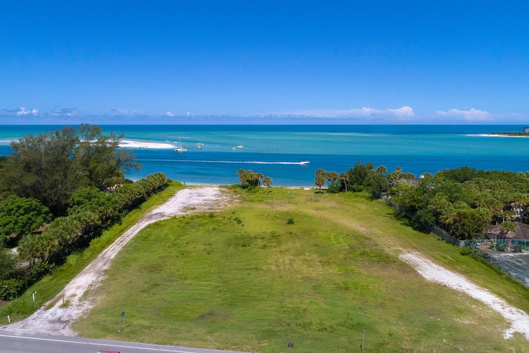 土地 为 销售 在 SIESTA KEY 4137 & 415 Higel Ave 27,28 萨拉索塔, 佛罗里达州, 34242 美国