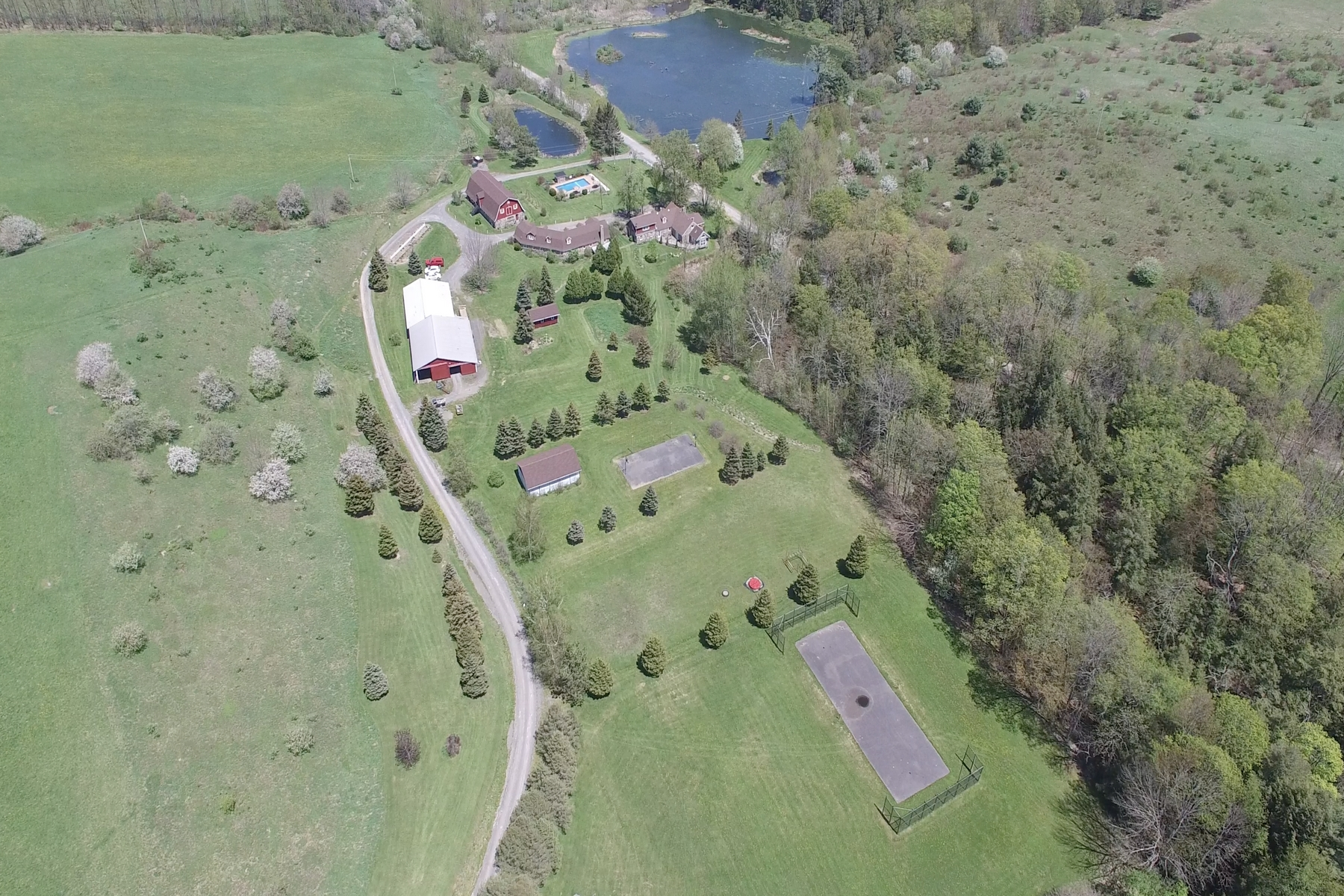 Additional photo for property listing at Fieldstone Farm 201  Roses Hill Rd Richfield Springs, New York 13439 United States