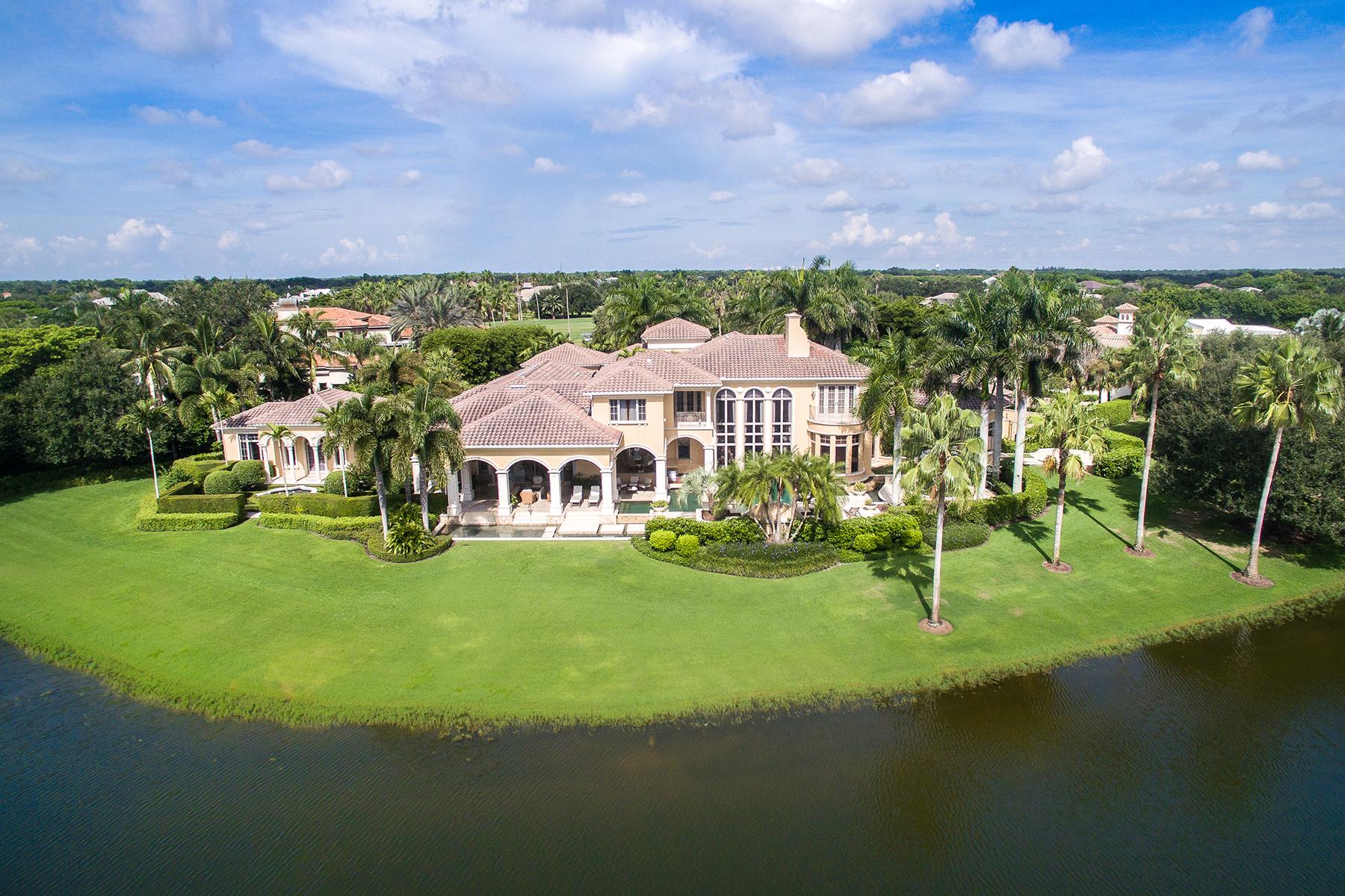 Частный односемейный дом для того Продажа на QUAIL WEST 28921 Cavell Naples, Флорида, 34119 Соединенные Штаты
