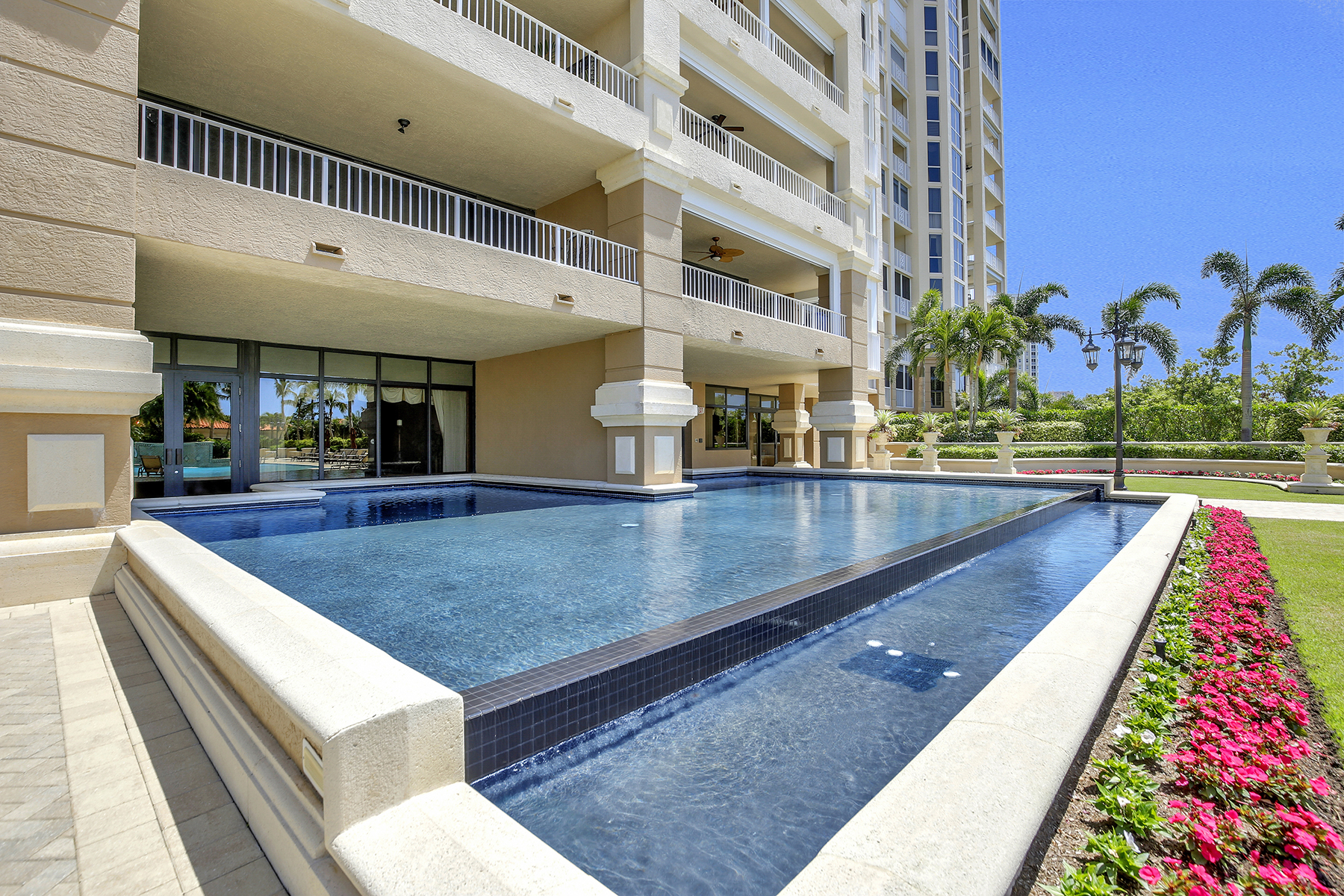 Condominium for Sale at PELICAN BAY - CAP FERRAT 6597 Nicholas Blvd 305, Naples, Florida 34108 United States