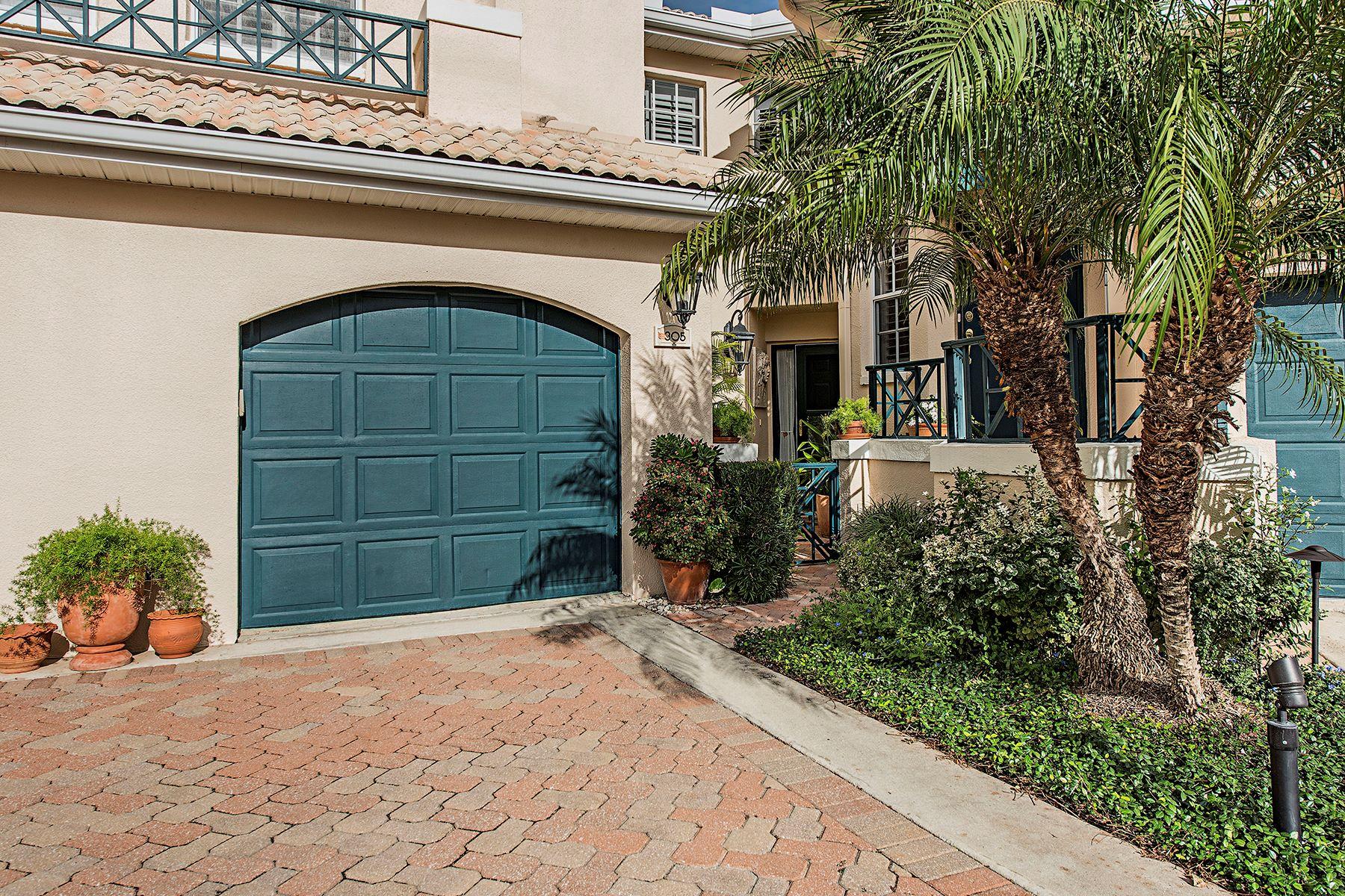Additional photo for property listing at PELICAN BAY - SAN MARINO 6865  San Marino Dr 305C,  Naples, Florida 34108 United States