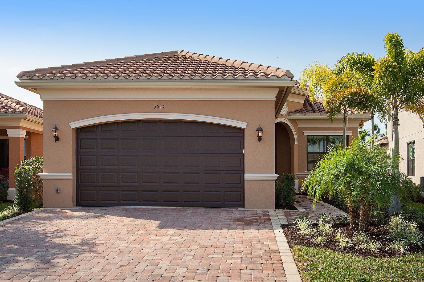 獨棟家庭住宅 為 出售 在 RIVERSTONE 3554 Beaufort Ct Naples, 佛羅里達州, 34119 美國