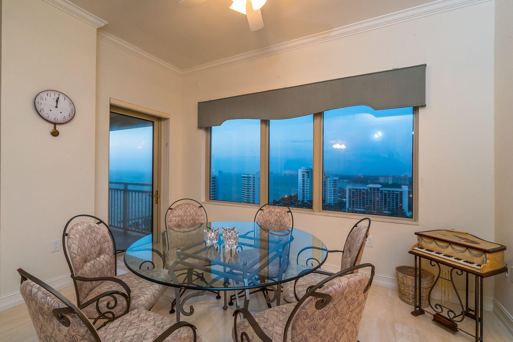 Additional photo for property listing at THE RESIDENCES AT RITZ CARLTON 1111  Ritz Carlton Dr 1803,  Sarasota, Florida 34236 United States