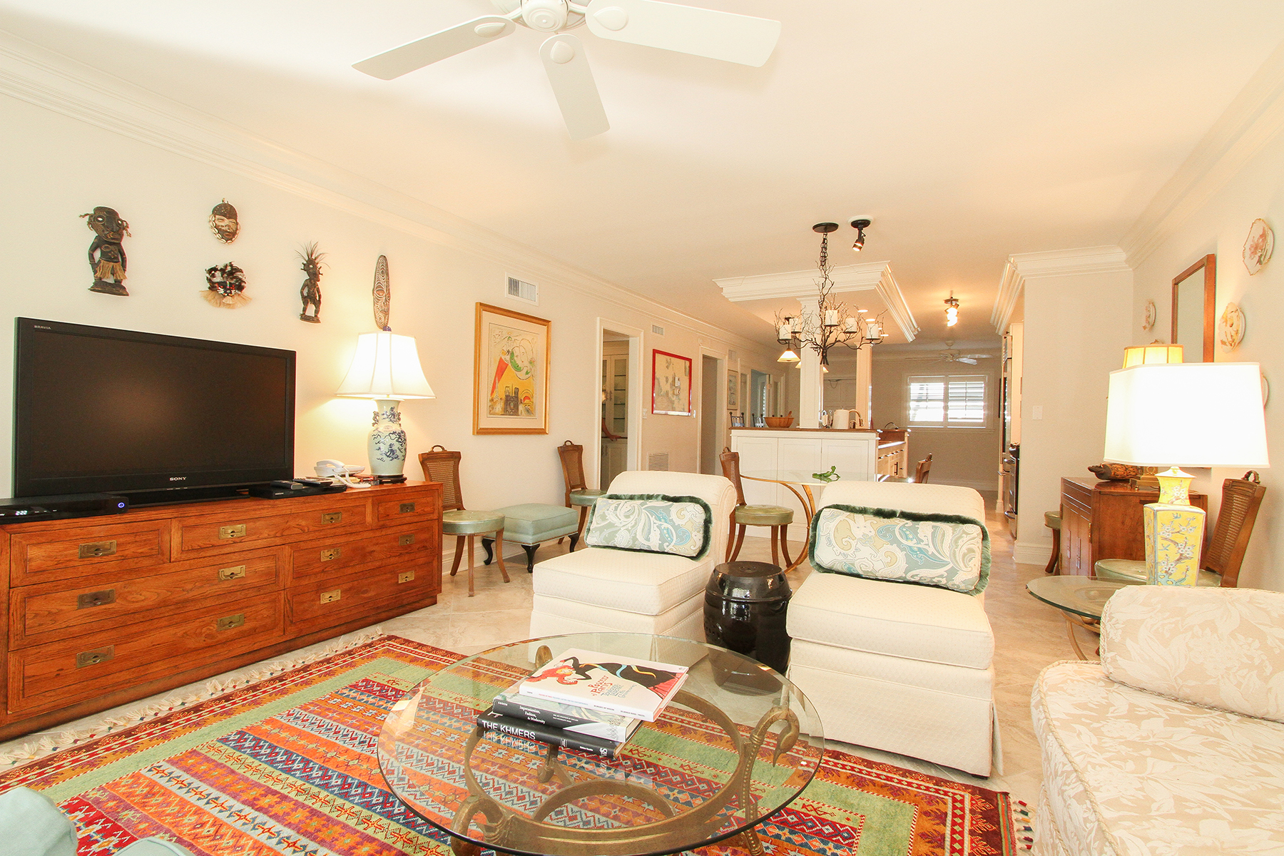 Condominium for Rent at OLD NAPLES-SOUTH BEACH CLUB 1051 3rd St S 206, Naples, Florida 34102 United States