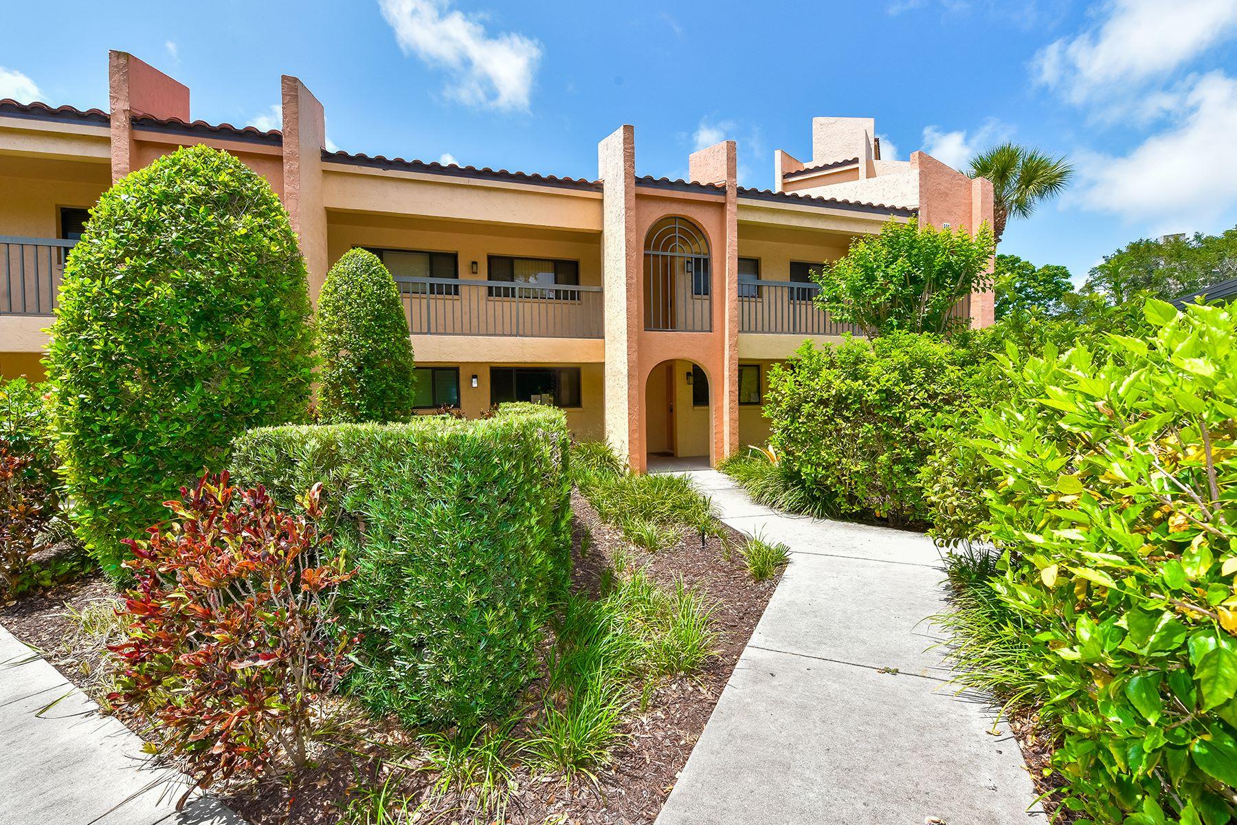 Eigentumswohnung für Verkauf beim HUDSON HARBOUR 800 Hudson Ave 105 Sarasota, Florida, 34236 Vereinigte Staaten