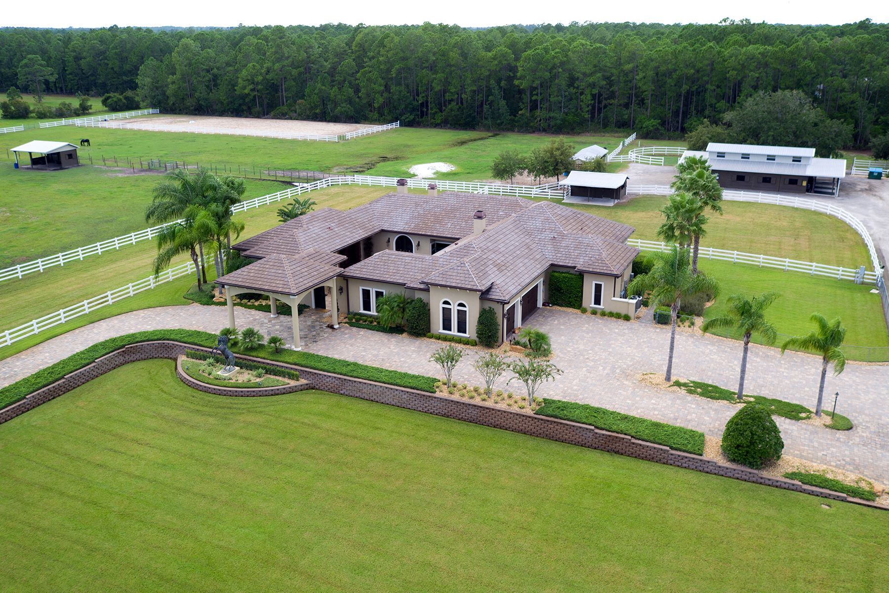 Single Family Home for Sale at NEW SMYRNA BEACH,FLORIDA 330 Spring Forest Dr New Smyrna Beach, Florida, 32168 United States