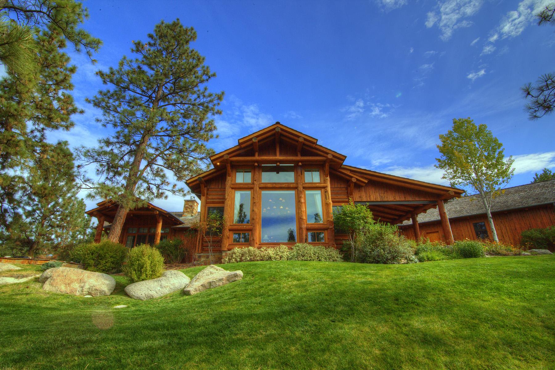 独户住宅 为 销售 在 1461 Stock Farm Road 1461 Stock Farm Rd 汉密尔顿, 蒙大拿州, 59840 美国