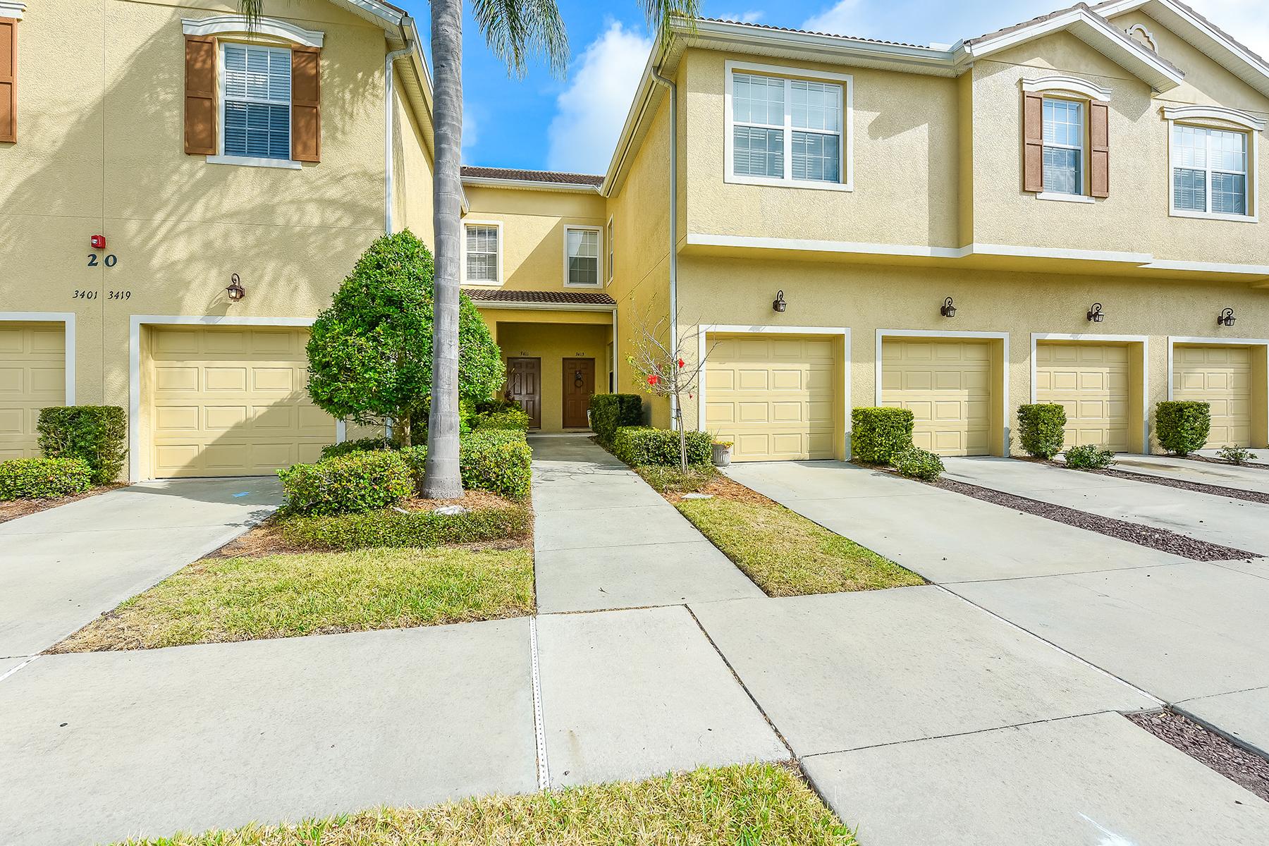 Stadthaus für Verkauf beim PARKRIDGE 3413 Parkridge Cir 20-105 Sarasota, Florida, 34243 Vereinigte Staaten