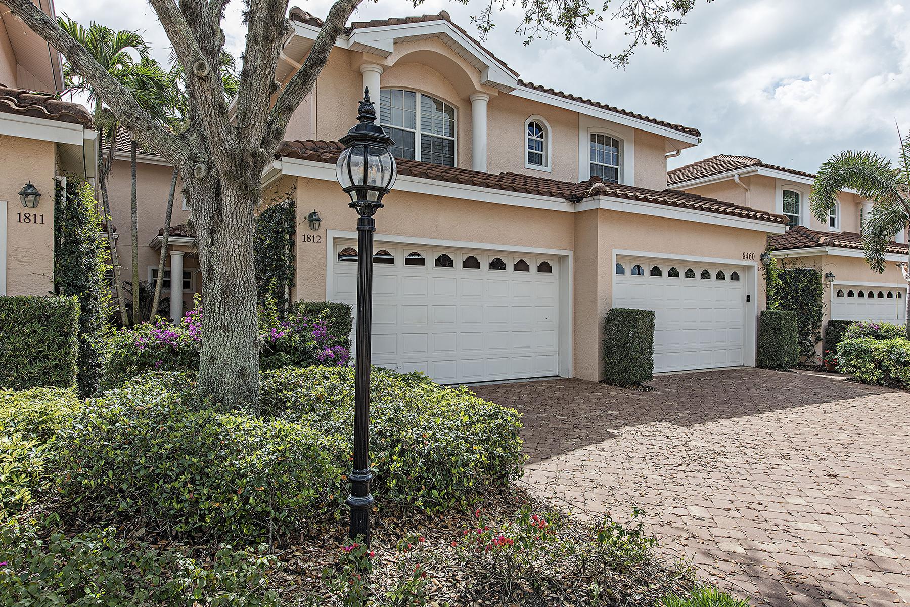 شقة بعمارة للـ Sale في PELICAN BAY - CRESCENT 8460 Abbington Cir 1812, Pelican Bay, Naples, Florida, 34108 United States