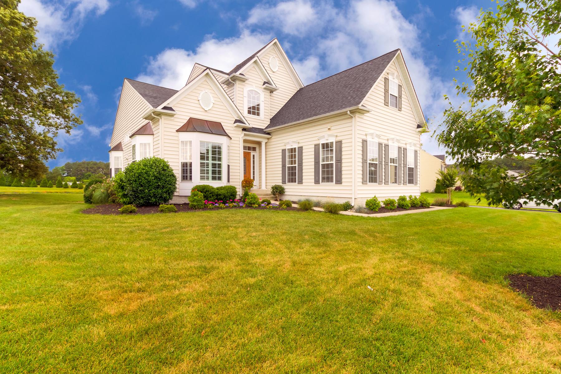 Maison unifamiliale pour l Vente à 27433 Covered Bridge Trail , Harbeson, DE 19951 27433 Covered Bridge Trail Harbeson, Delaware 19951 États-Unis