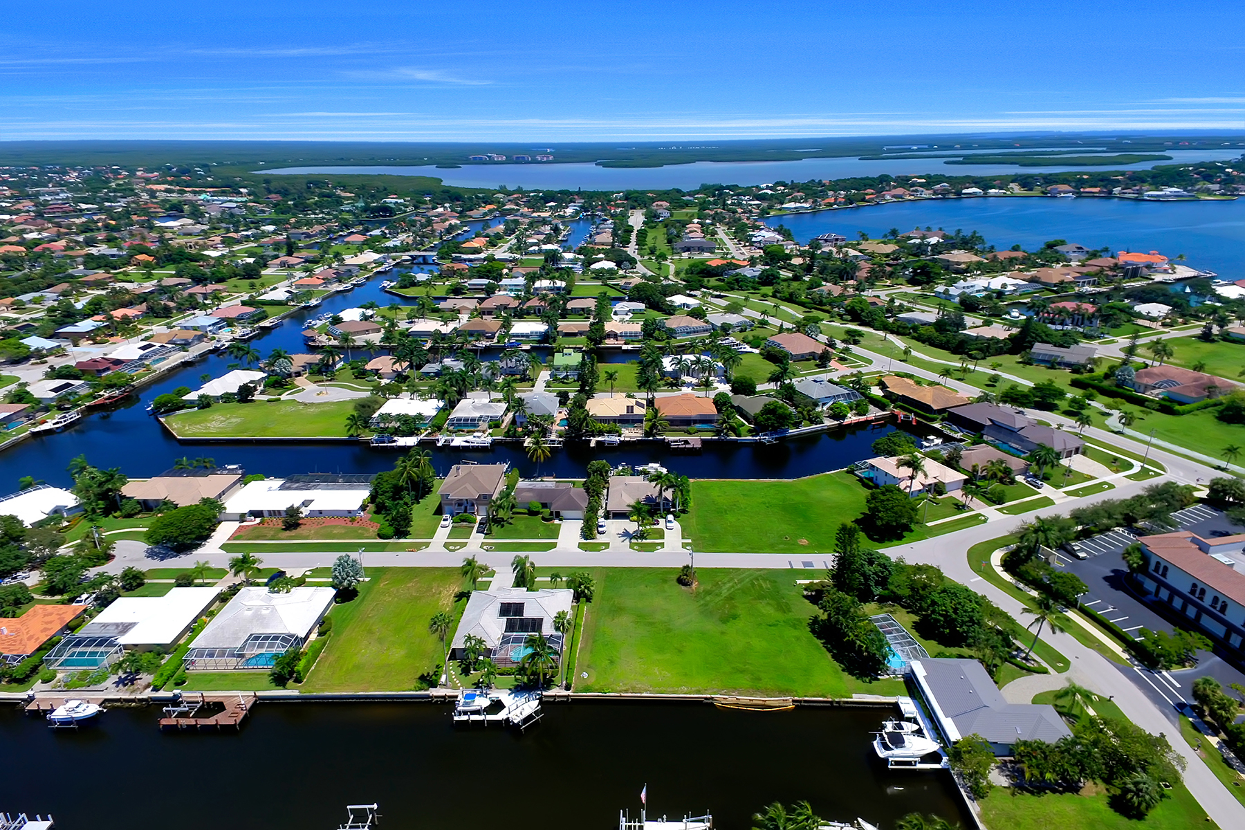 Land for Sale at MARCO ISLAND 468 Barcelona Ct, Marco Island, Florida 34145 United States