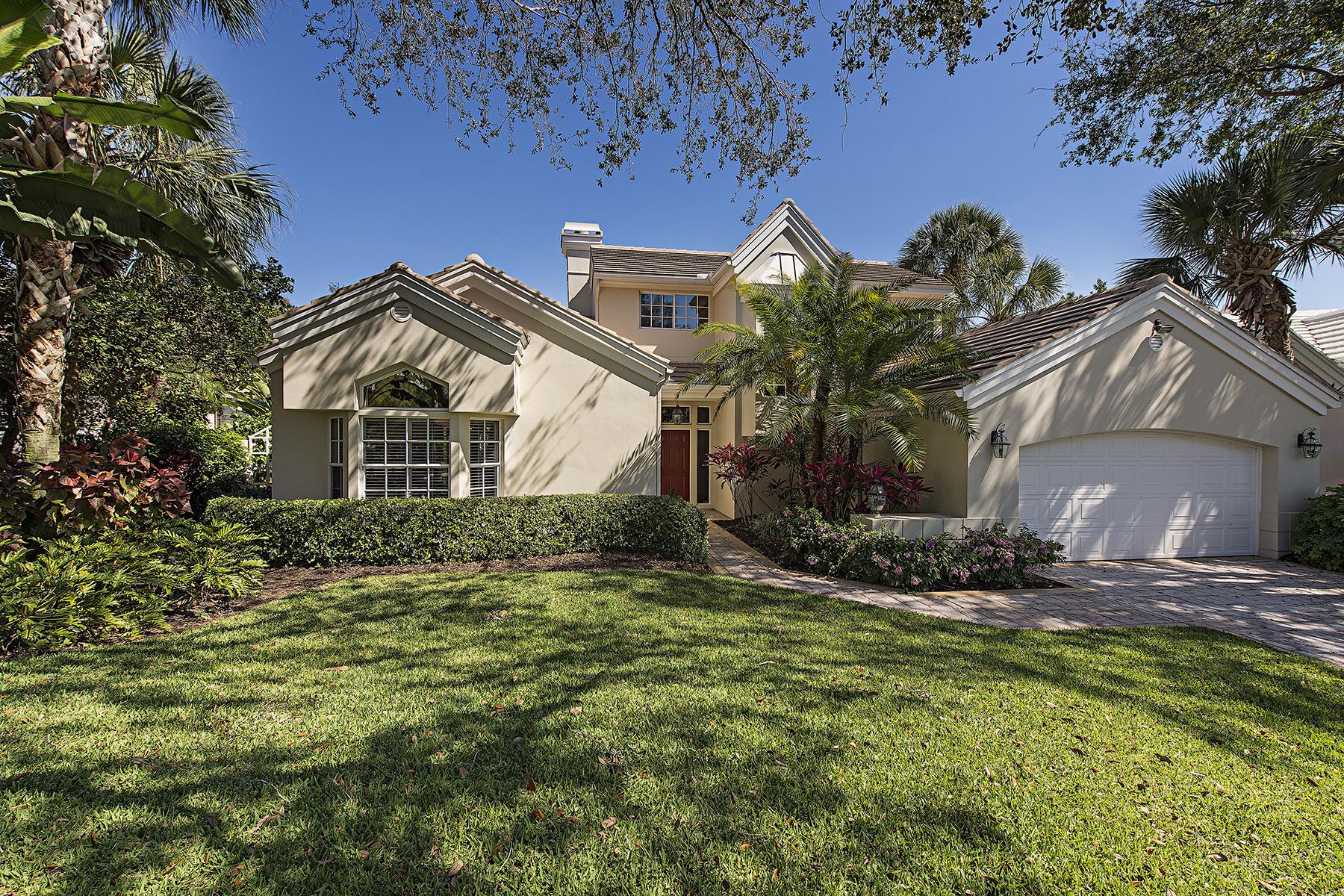 Maison unifamiliale pour l Vente à NAPLES 5889 Jameson Dr Naples, Florida, 34119 États-Unis