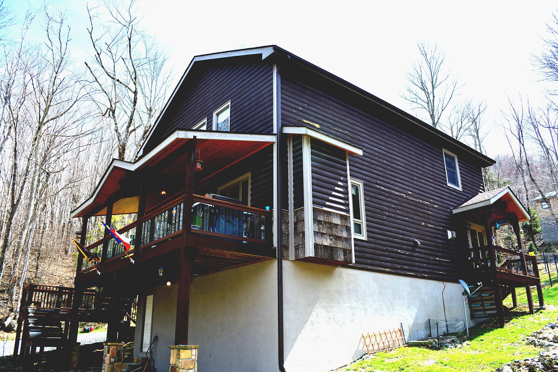 Nhà ở một gia đình vì Bán tại BEECH MOUNTAIN 124 Greenbriar Rd Beech Mountain, Bắc Carolina, 28604 Hoa Kỳ