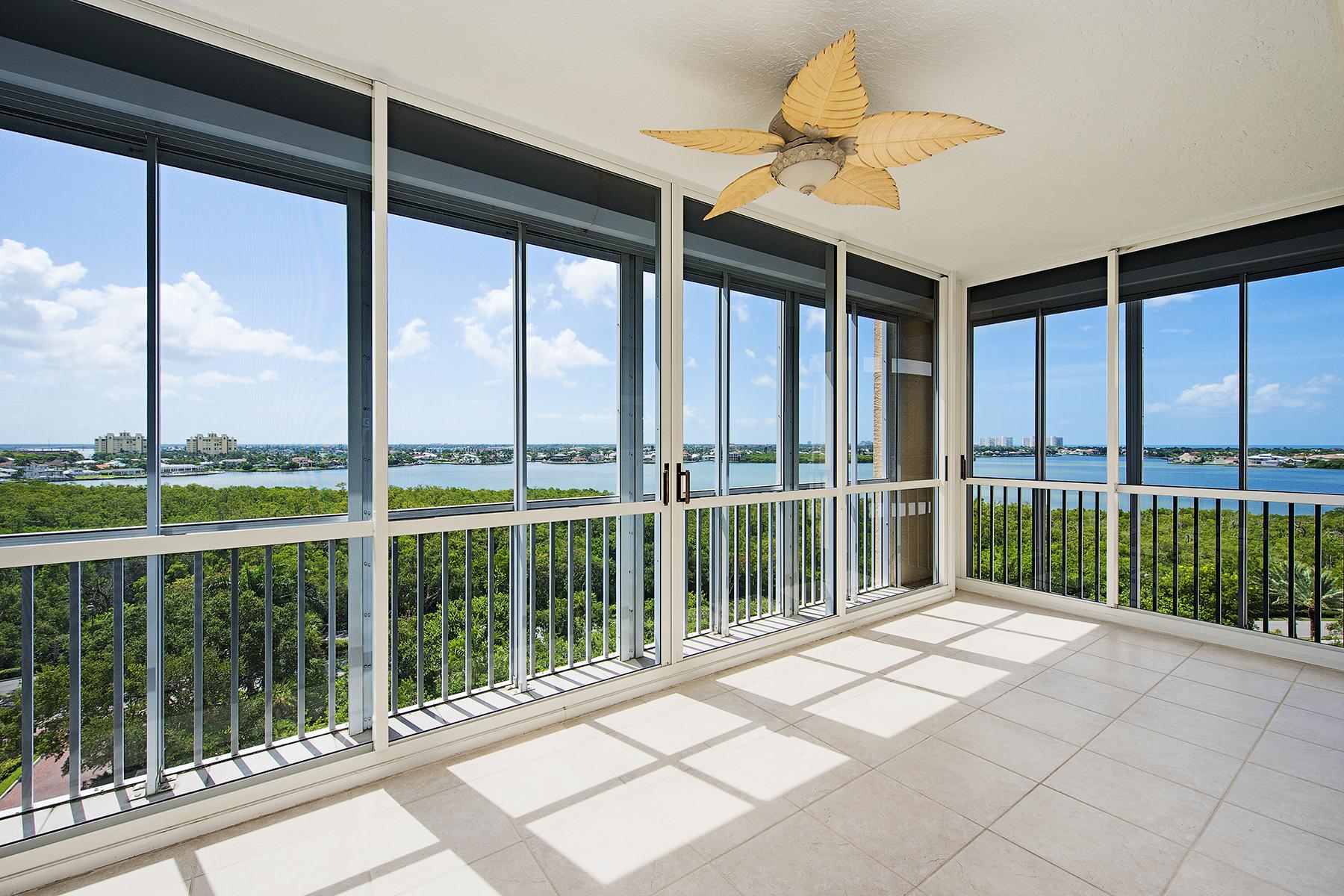 共管式独立产权公寓 为 销售 在 HIDEAWAY BEACH - RIVIERA 4000 Royal Marco Way 829 马可岛, 佛罗里达州, 34145 美国