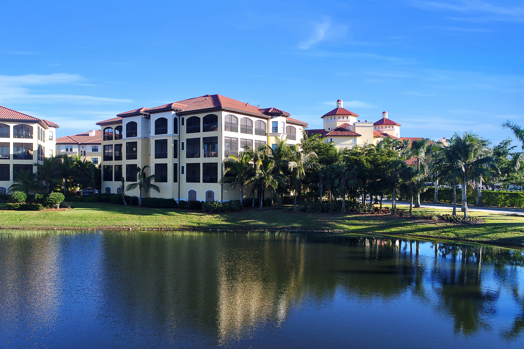 Condominium for Sale at TIBURON - MARQUESA ROYALE 2555 Marquesa Royale Ln 1-101, Naples, Florida 34109 United States