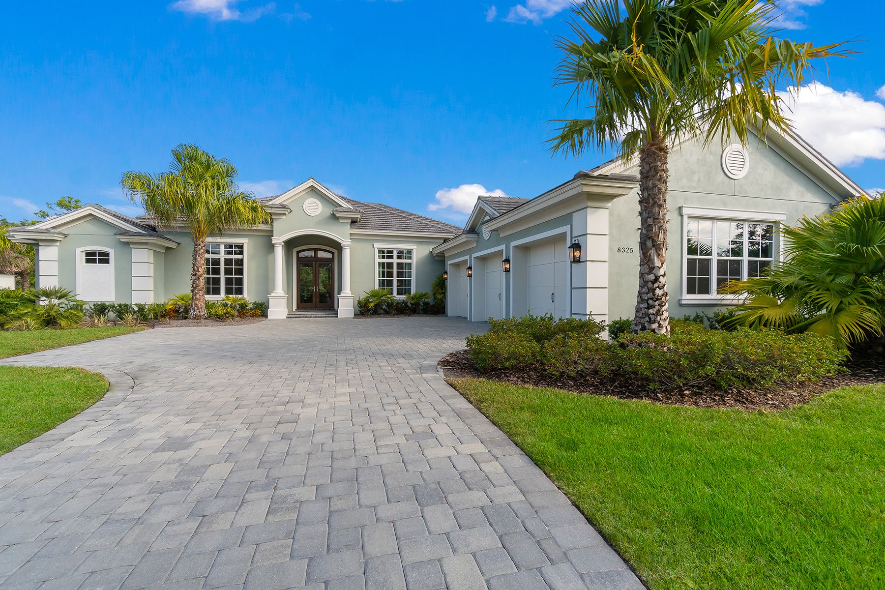 Maison unifamiliale pour l Vente à CONCESSION 8325 Lindrick Ln Lakewood Ranch, Florida, 34202 États-Unis