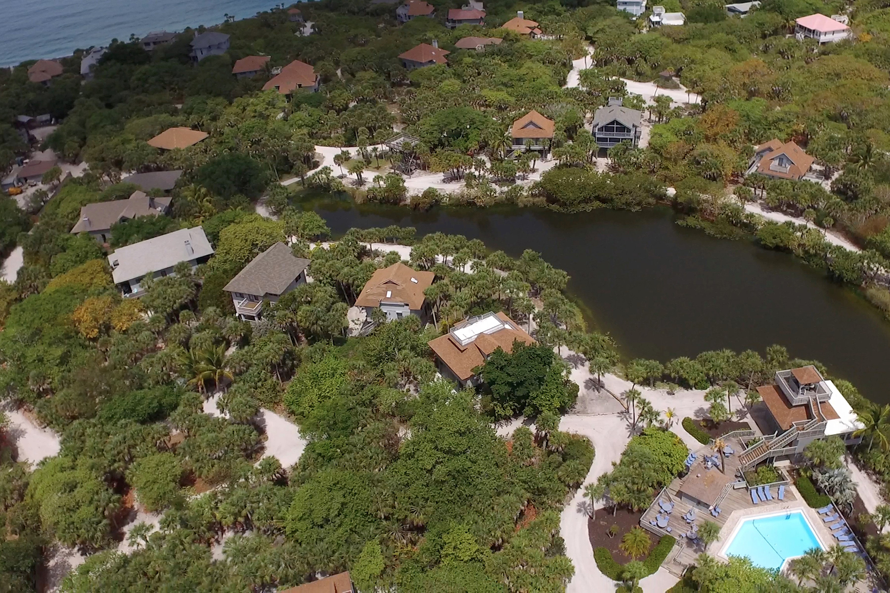Land for Sale at NORTH CAPTIVA 4486 Hammock Ct, Captiva, Florida 33924 United States