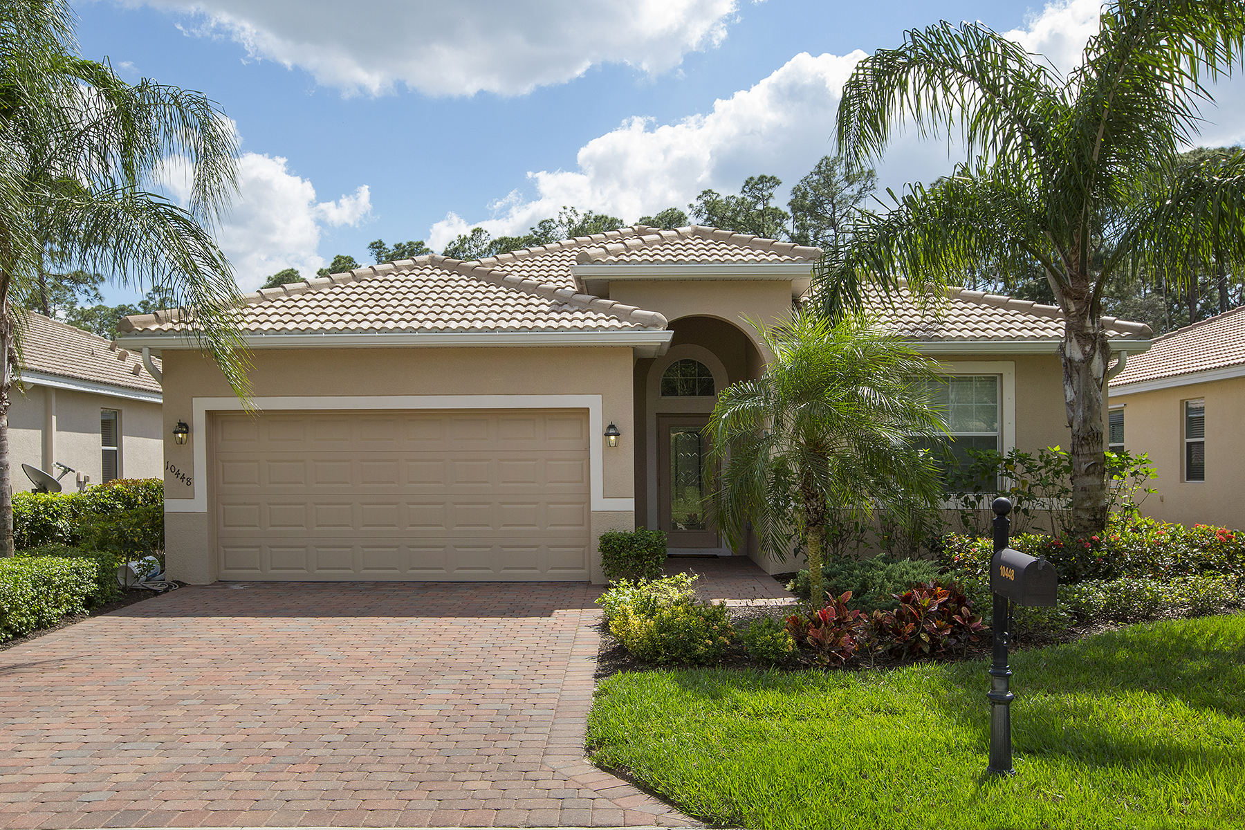 Single Family Home for Sale at HAWTHORNE - EMORY OAKS 10448 Yorkstone Dr, Bonita Springs, Florida 34135 United States