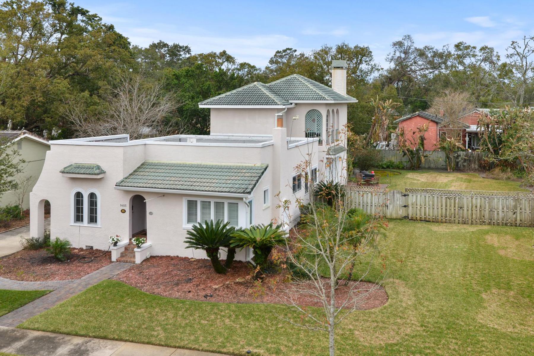 Maison unifamiliale pour l à vendre à 1405 Pelham Rd , Winter Park, FL 32789 1405 Pelham Rd, Winter Park, Florida, 32789 États-Unis