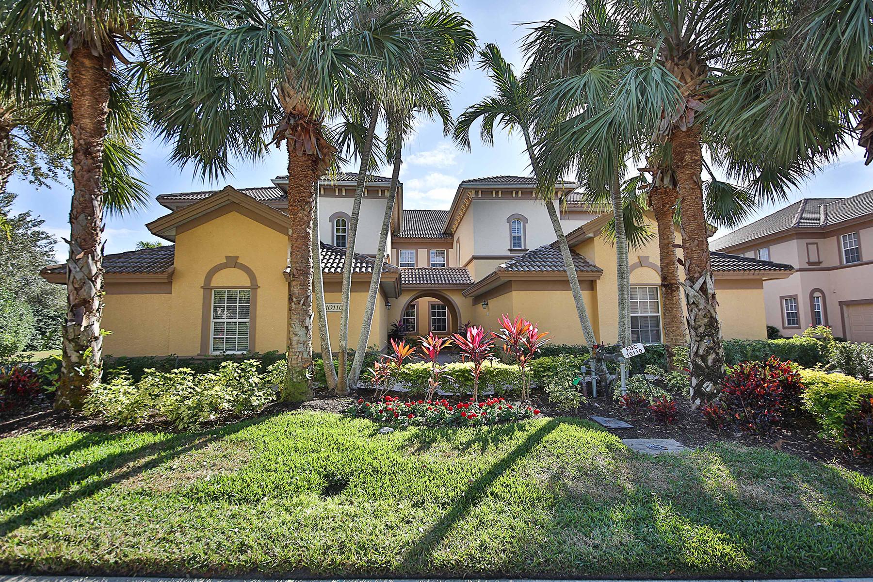 タウンハウス のために 売買 アット MIROMAR LAKES - VALENCIA 10110 Valiant Ct 201, Miromar Lakes, フロリダ, 33913 アメリカ合衆国