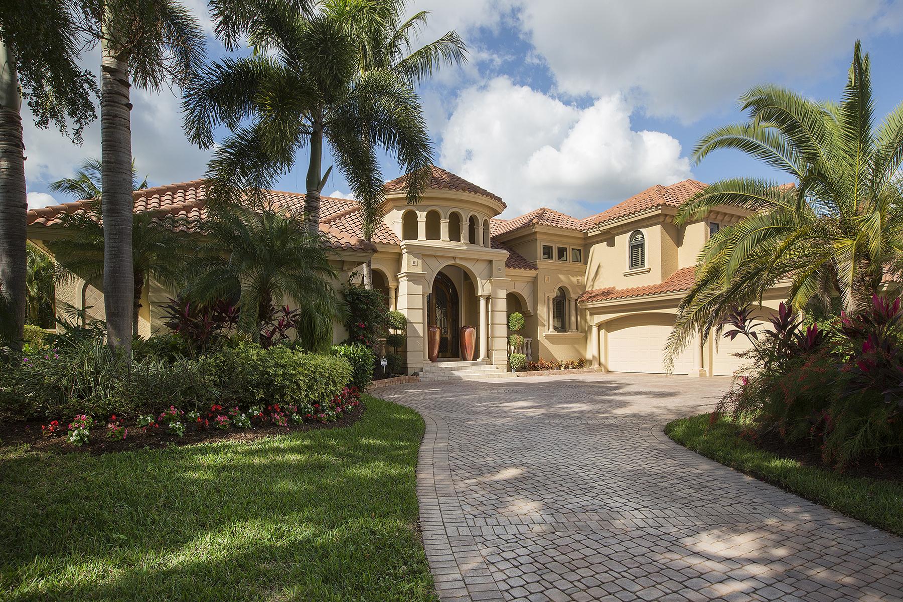 Moradia para Venda às THE RESERVE 22080 Reserve Estates Dr Estero, Florida, 34135 Estados Unidos