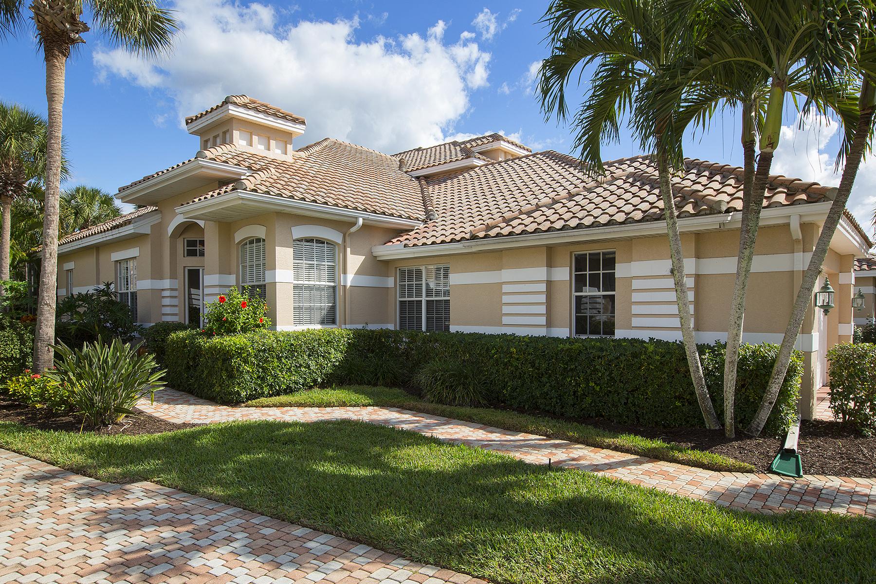 Townhouse for Sale at PELICAN LANDING - BAYCREST 25454 Galashields Cir, Bonita Springs, Florida 34134 United States