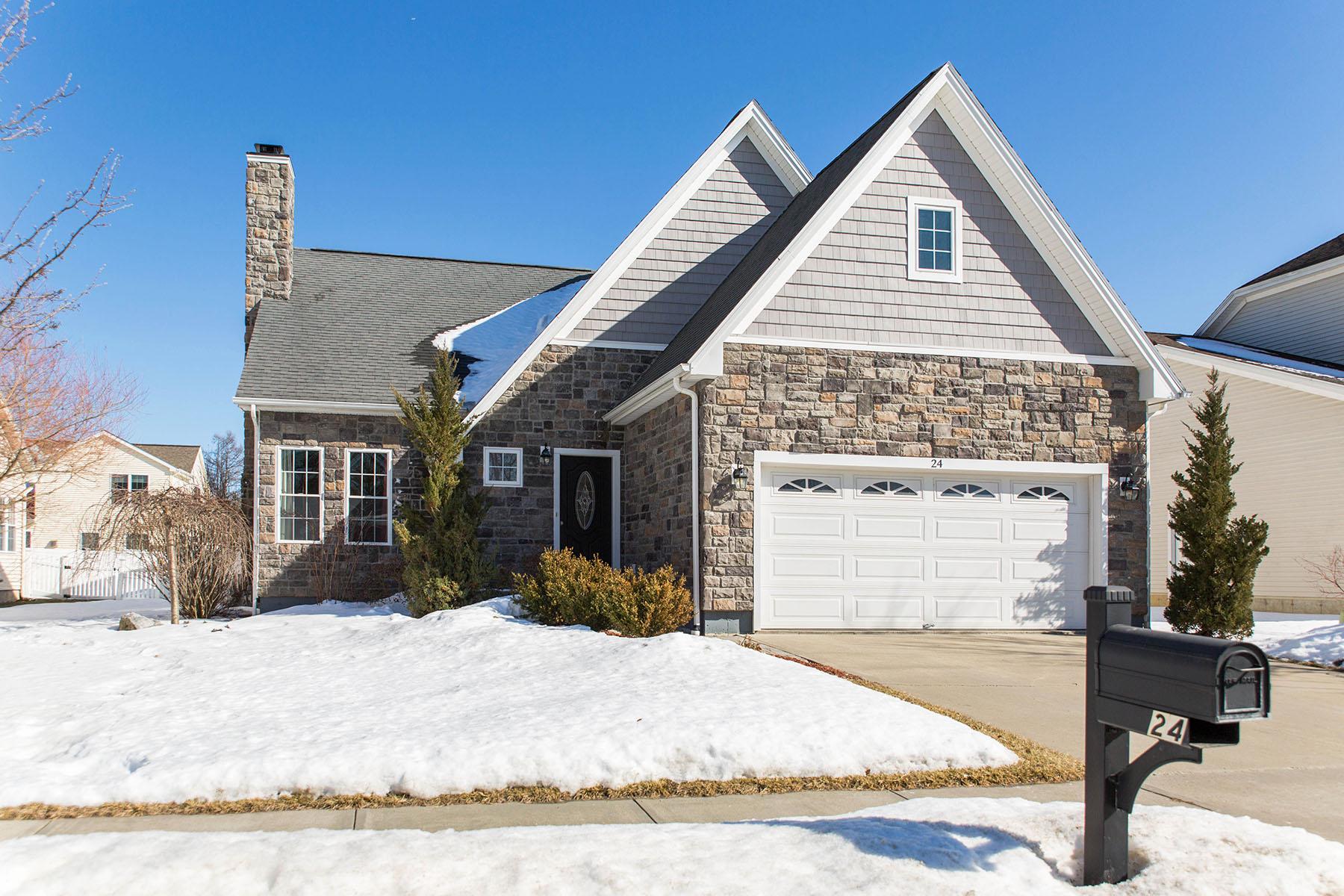 Maison unifamiliale pour l à louer à Saratoga Track Rental 24 Outlook Av Saratoga Springs, New York 12866 États-Unis