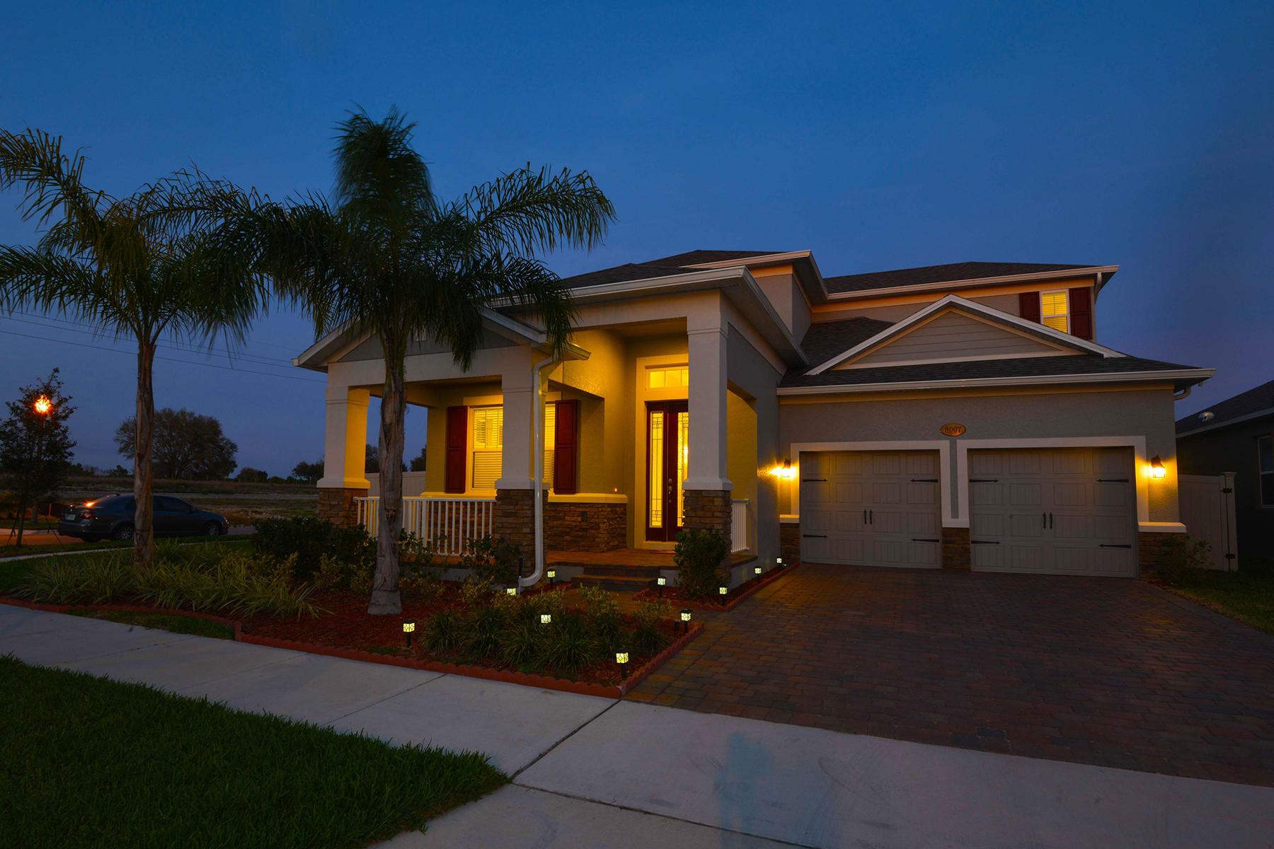 一戸建て のために 売買 アット WINTER GARDEN 8007 Navel Orange Ln Winter Garden, フロリダ, 34787 アメリカ合衆国