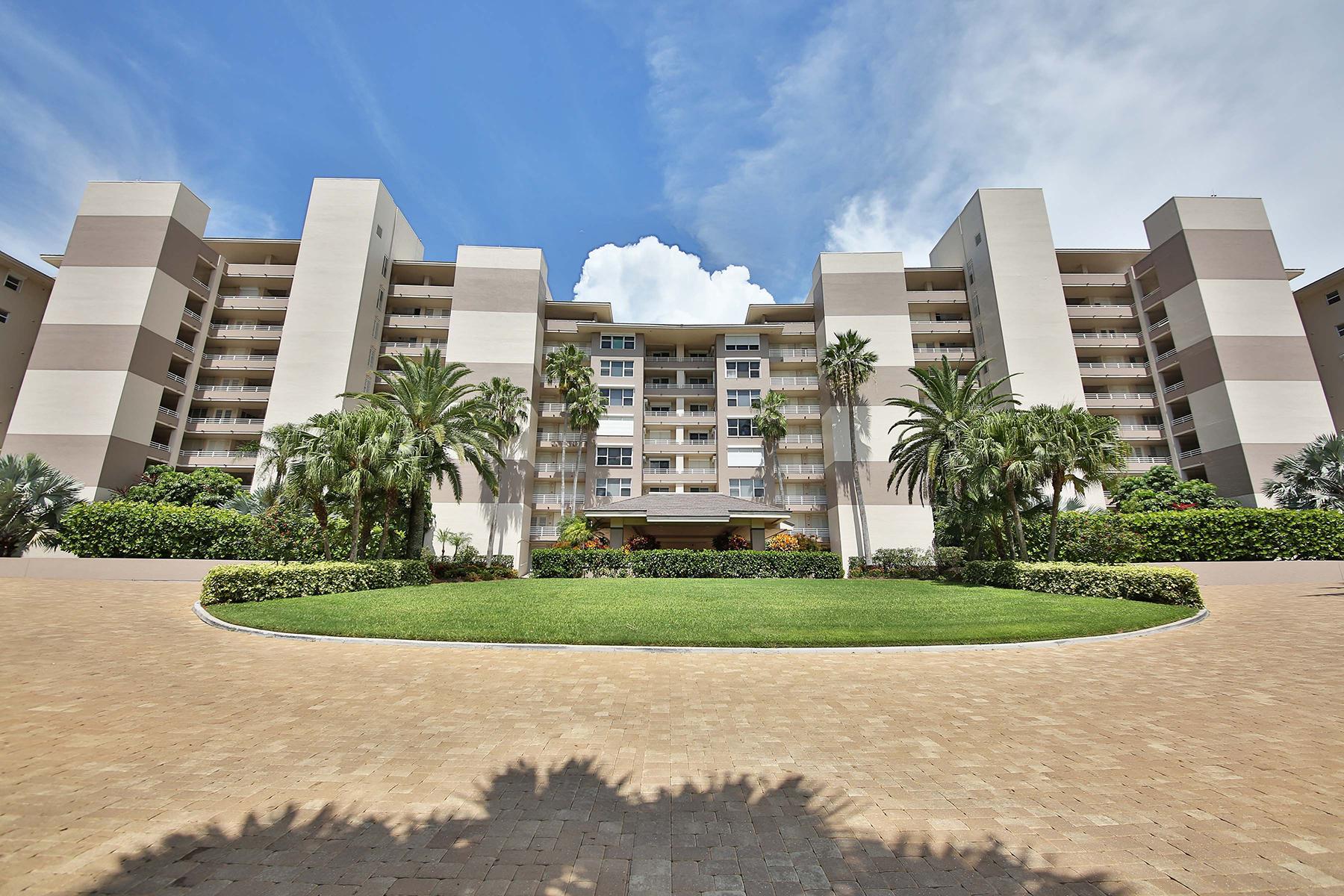 Кондоминиум для того Продажа на MARCO ISLAND 780 S Collier Blvd 506, Marco Island, Флорида, 34145 Соединенные Штаты