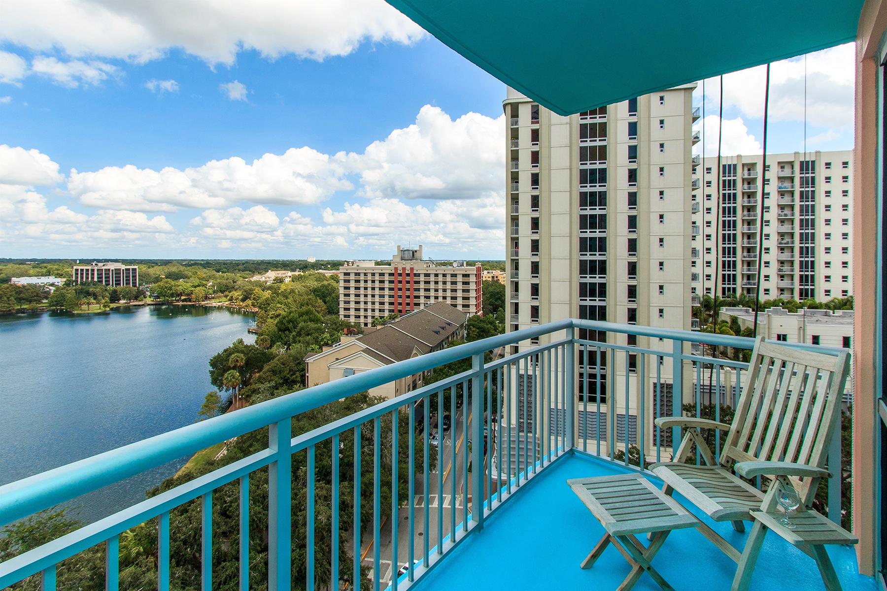 Condominio per Vendita alle ore ORLANDO FLORIDA 322 E Central Blvd 1101 Orlando, Florida, 32801 Stati Uniti