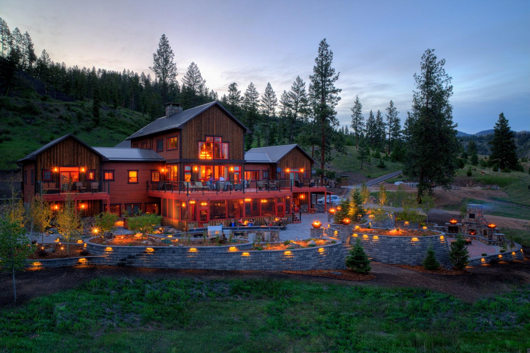 Земля для того Продажа на Bearmouth Legacy Ranch Drummond, Монтана, 59832 Соединенные Штаты