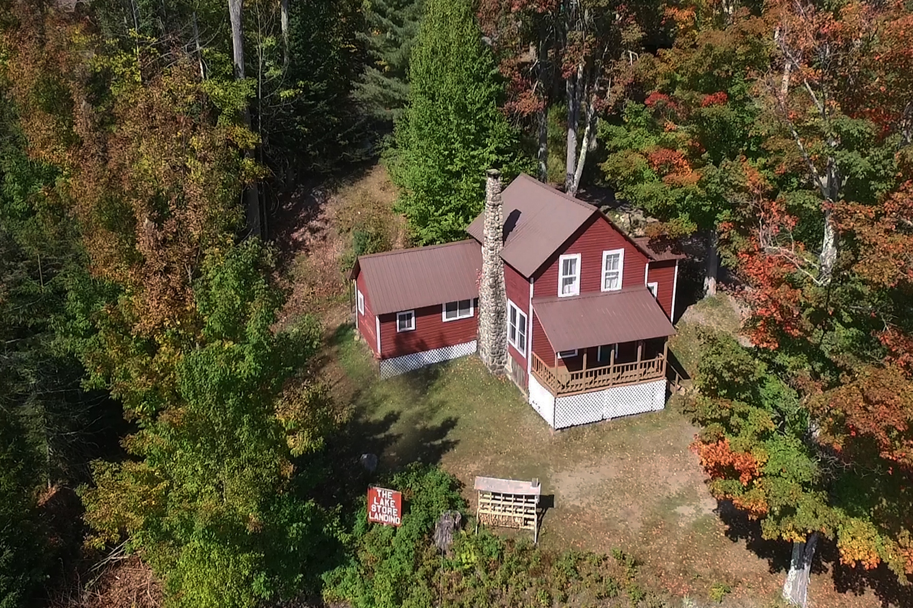 Additional photo for property listing at Smiths' Cottage on Indian Lake 5450/68  Nys Rte. 30 Indian Lake, New York 12842 United States