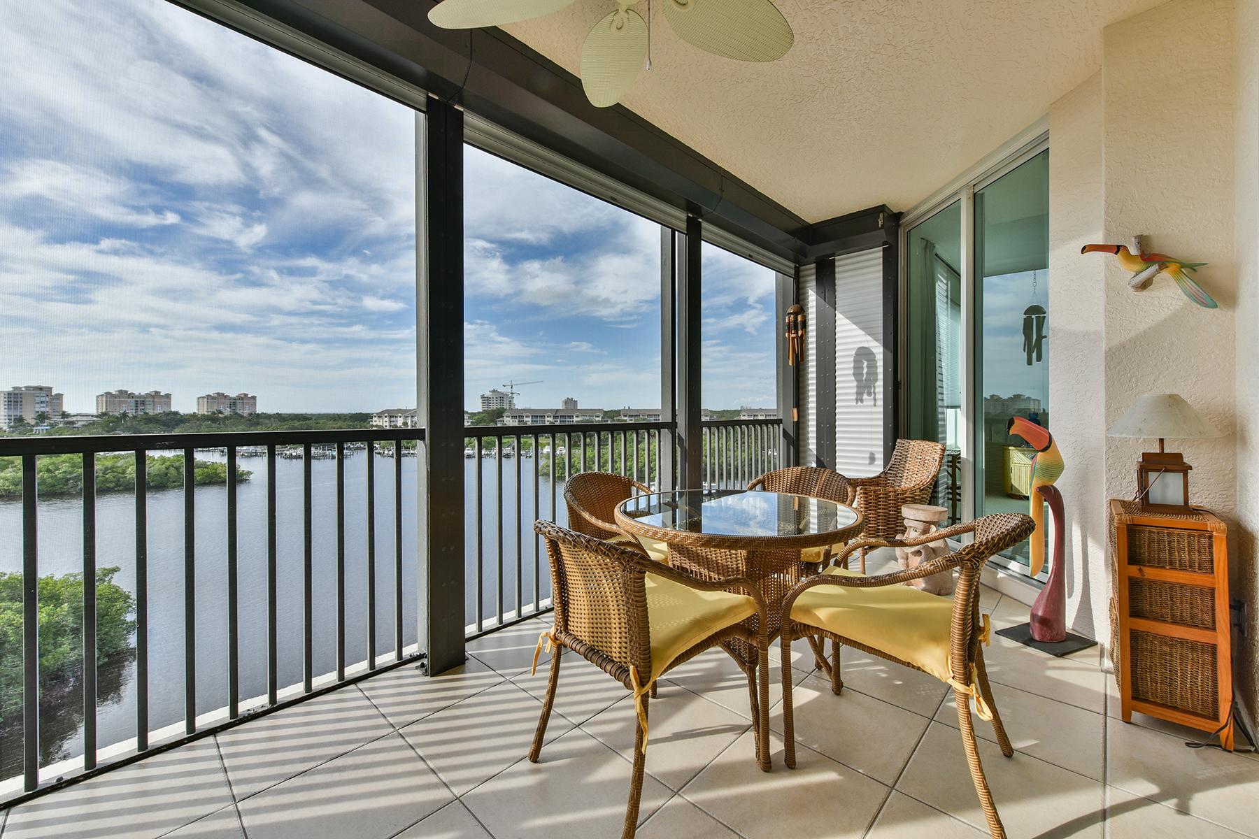 共管物業 為 出售 在 COVE TOWERS - BEQUIA AT COVE TOWERS 420 Cove Tower Dr 603 Naples, 佛羅里達州, 34110 美國