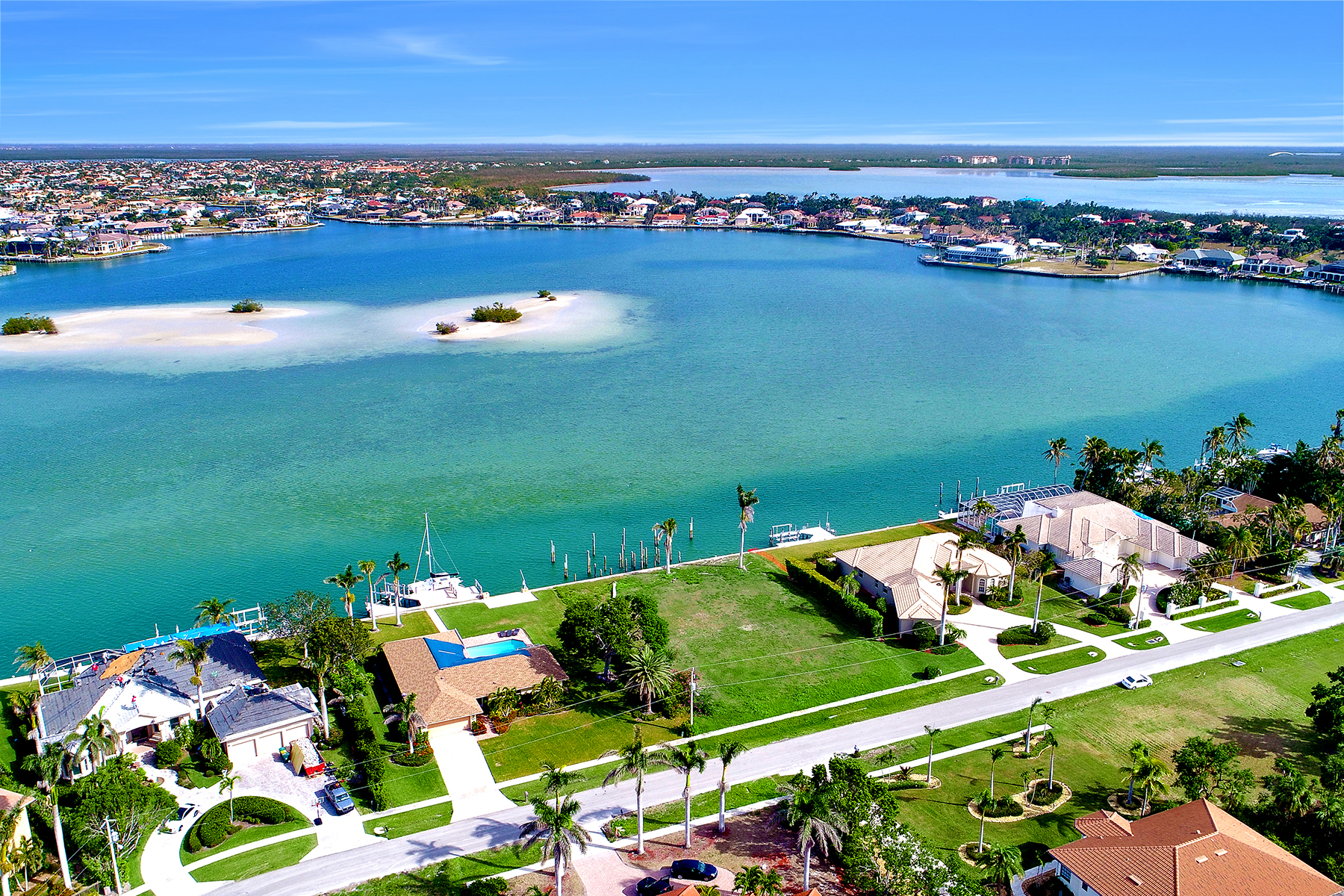 Land for Sale at MARCO ISLAND 1620 Copeland Dr, Marco Island, Florida 34145 United States