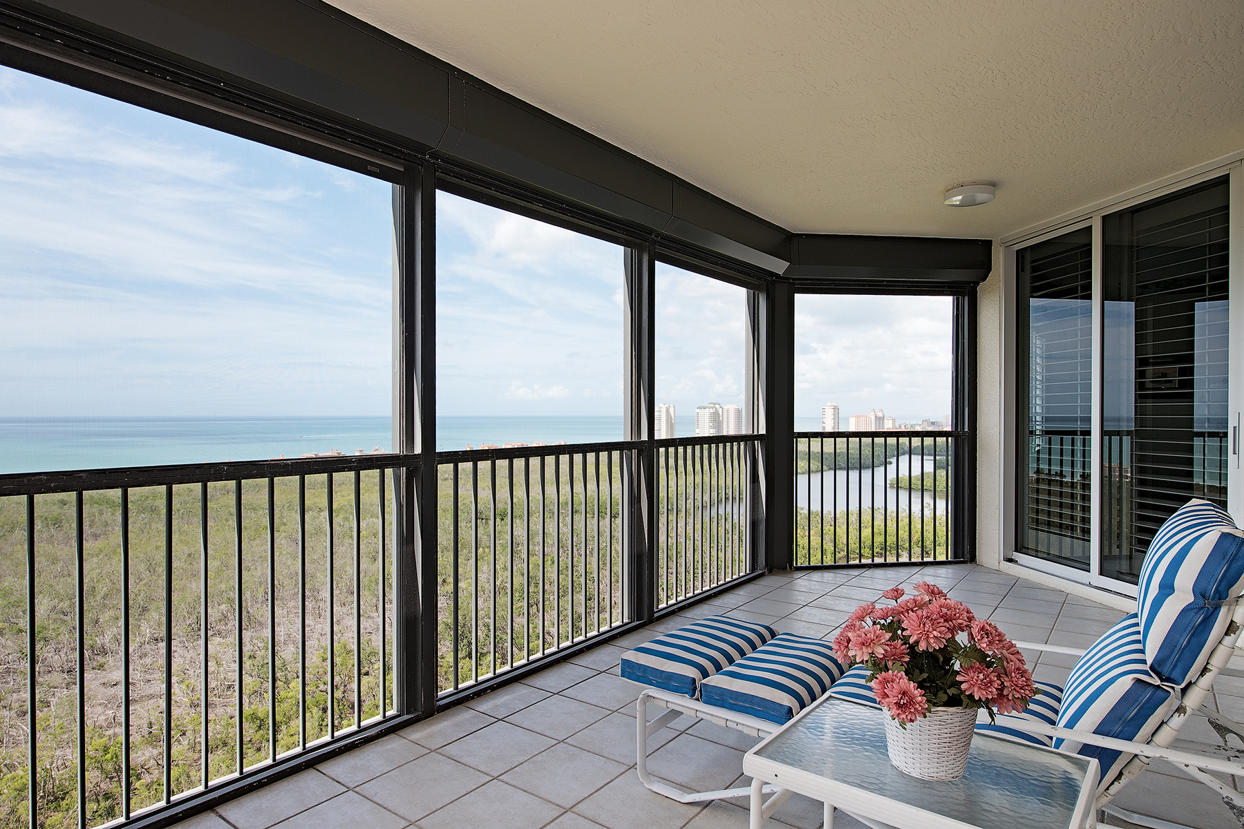 Condominium for Sale at PELICAN BAY - MARBELLA 7425 Pelican Bay Blvd 2004/2005, Naples, Florida 34108 United States