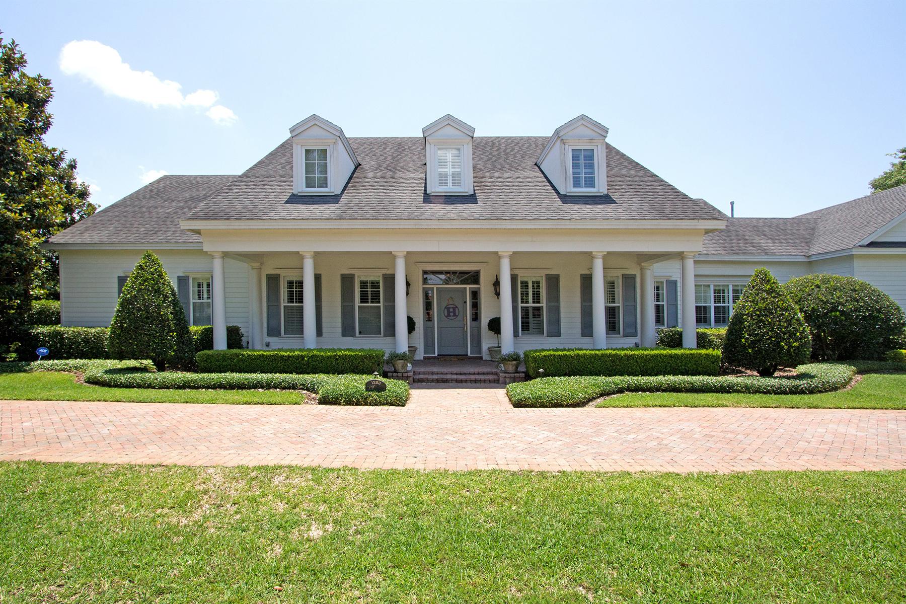 Villa per Vendita alle ore 1283 Preserve Point Dr , Winter Park, FL 32789 1283 Preserve Point Dr Winter Park, Florida, 32789 Stati Uniti
