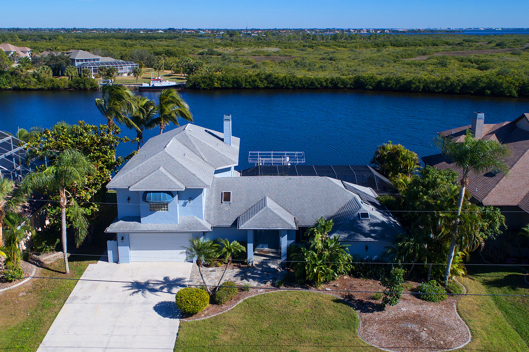Single Family Home for Sale at PORT CHARLOTTE 18971 Mcgrath Cir Port Charlotte, Florida 33948 United States