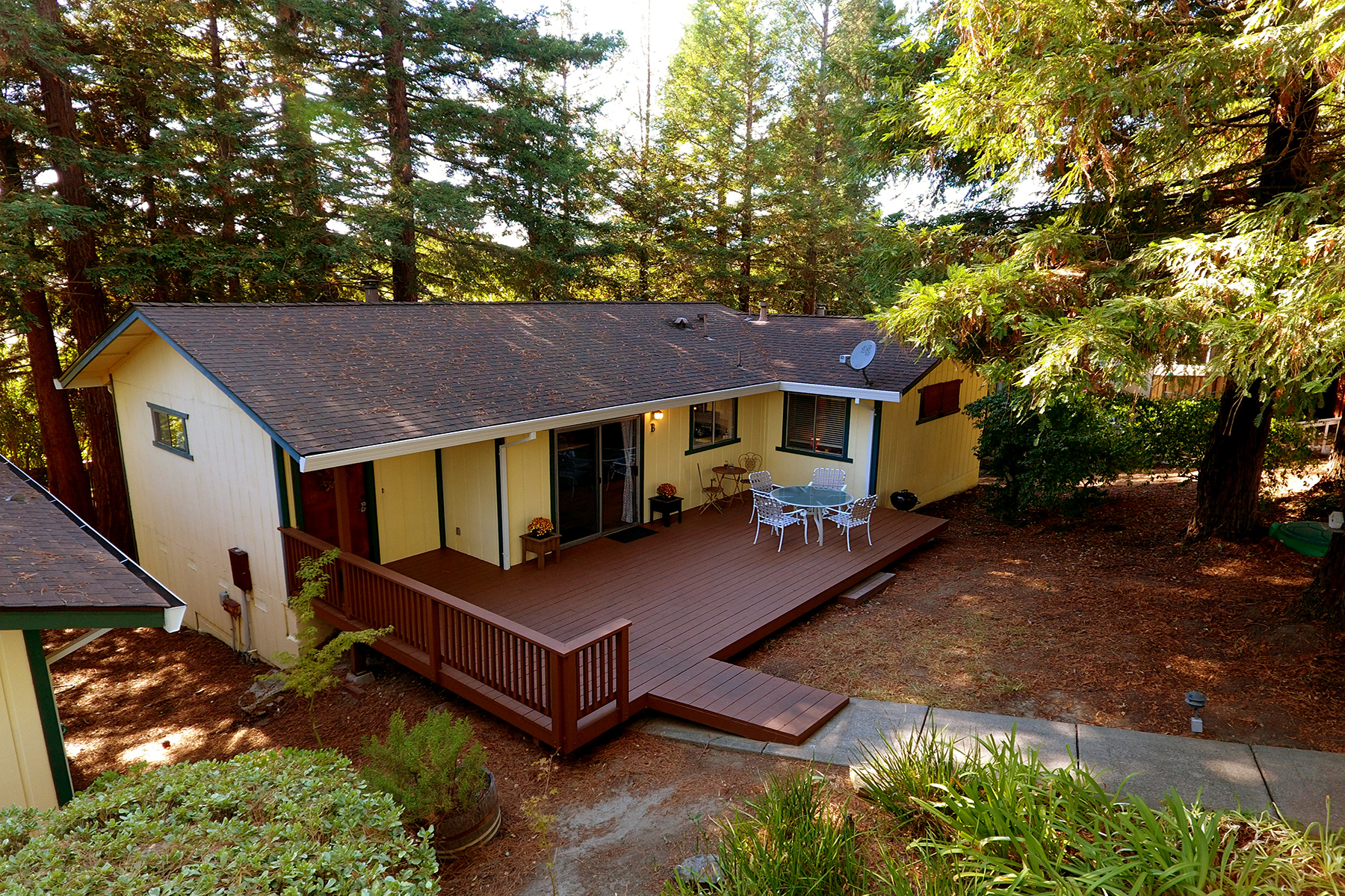 sales property at A Unique Opportunity Nestled into Tranquil Redwood Trees