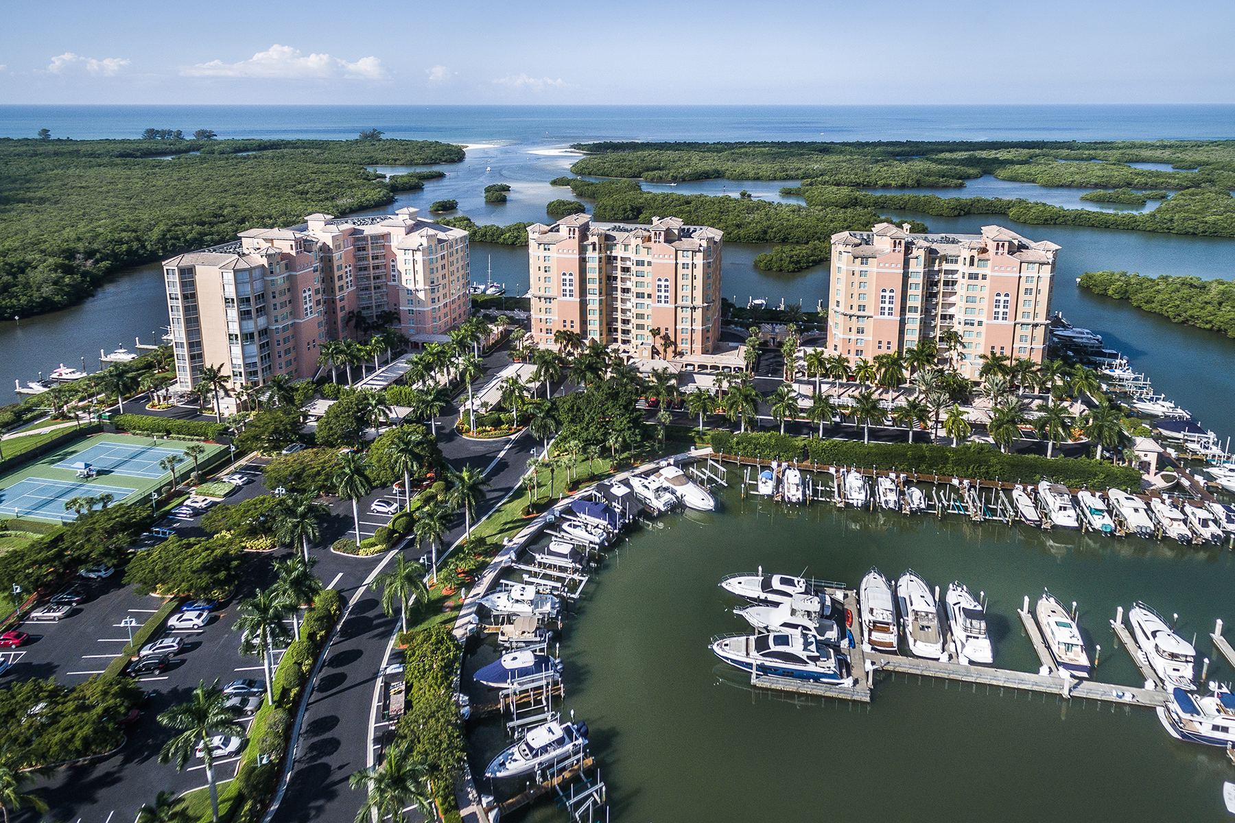 Condominium for Sale at PELICAN ISLE 435 Dockside Dr A-201, Naples, Florida 34110 United States