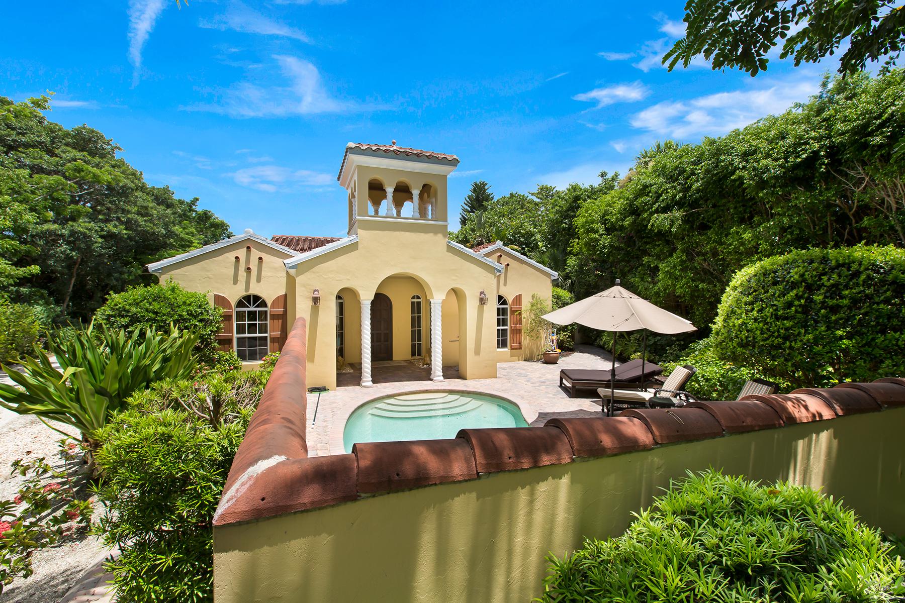 Casa Unifamiliar por un Venta en CAPTIVA 16167 Captiva Dr Captiva, Florida 33924 Estados Unidos