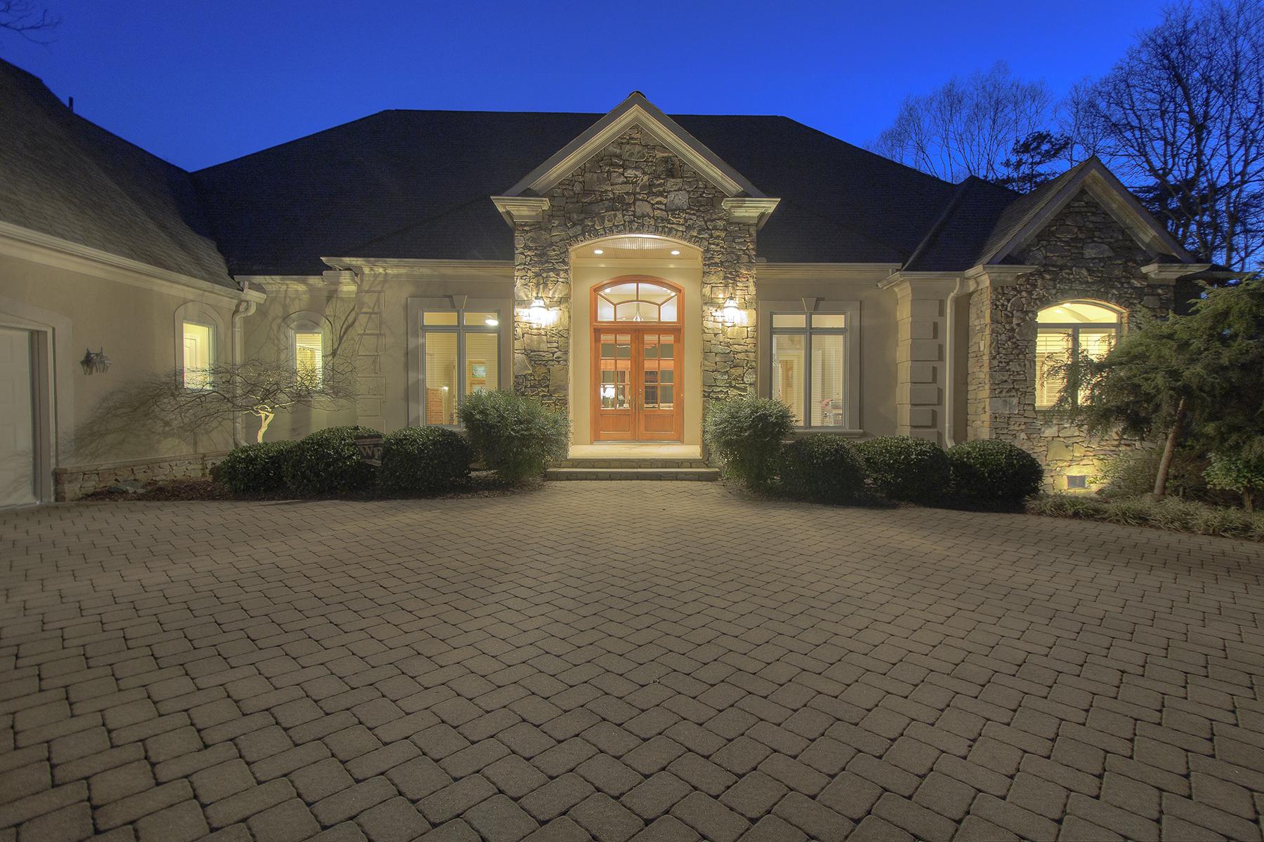 Einfamilienhaus für Verkauf beim UWHARRIE POINTE 124 Gladstone Springs Dr New London, North Carolina, 28127 Vereinigte Staaten