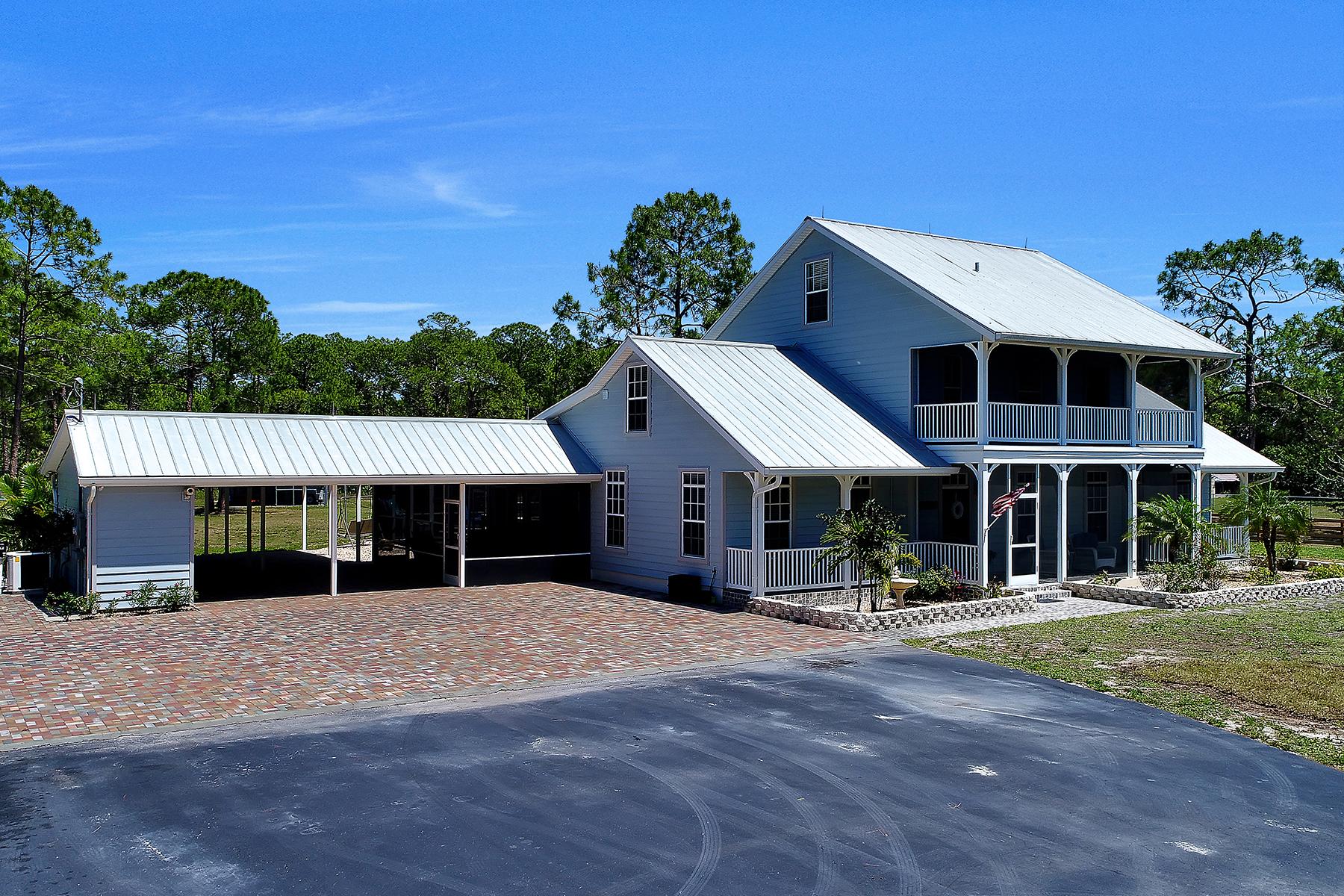 Maison unifamiliale pour l Vente à NORTH FORT MYERS 19150 Gottarde Rd North Fort Myers, Florida, 33917 États-Unis