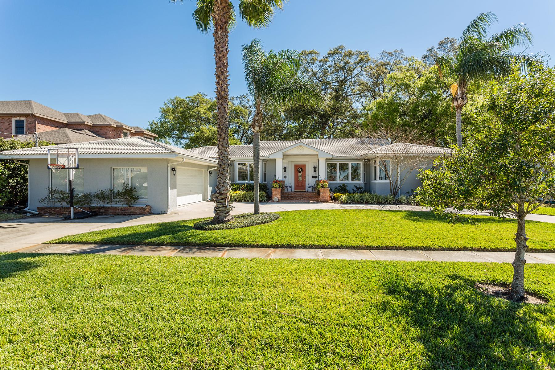 一戸建て のために 売買 アット DAVIS ISLANDS 73 Ladoga Ave Tampa, フロリダ, 33606 アメリカ合衆国