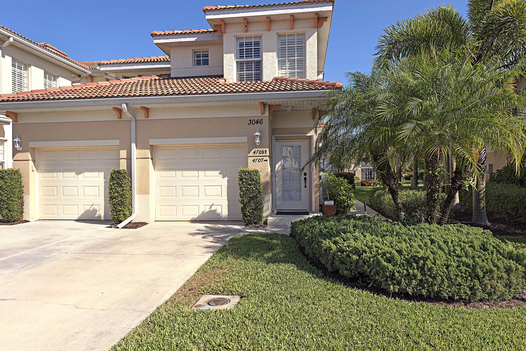Condominio per Vendita alle ore BRIDGEWATER BAY - COCONUT BAY 3046 Driftwood Way 4708 Naples, Florida, 34109 Stati Uniti