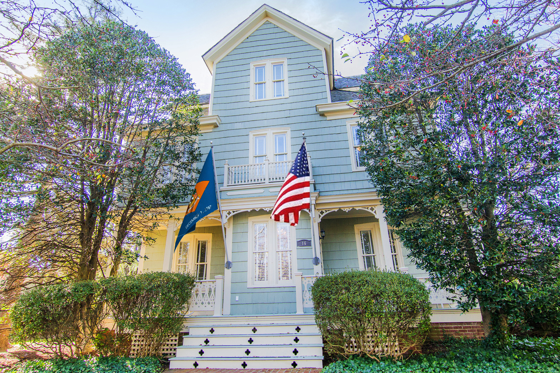 Single Family Home for Sale at 16 Shipcarpenter , Lewes, DE 19958 16 Shipcarpenter Square Lewes, Delaware 19958 United States