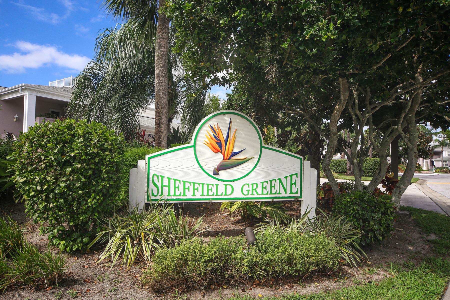 共管式独立产权公寓 为 出租 在 SARASOTA - SHEFFIELD GREEN 5615 Sheffield Greene Circle, #42, 萨拉索塔, 佛罗里达州, 34235 美国