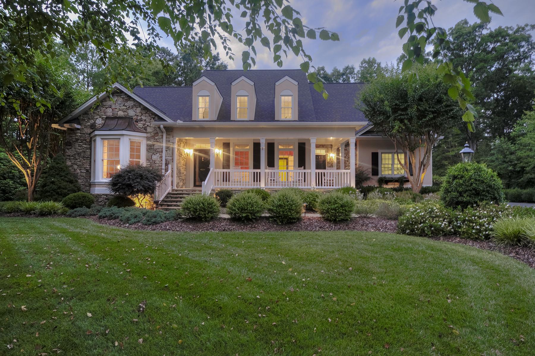 Einfamilienhaus für Verkauf beim UWHARRIE POINT 511 Pennington Ferry Dr New London, North Carolina, 28127 Vereinigte Staaten