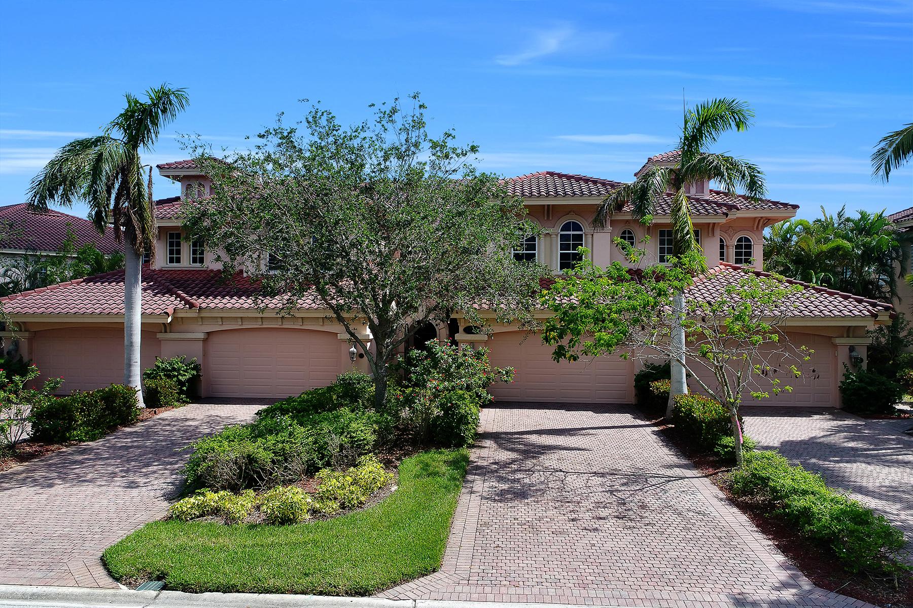 Condominium for Sale at FIDDLERS CREEK 3202 Serenity Ct 102, Naples, Florida, 34114 United States