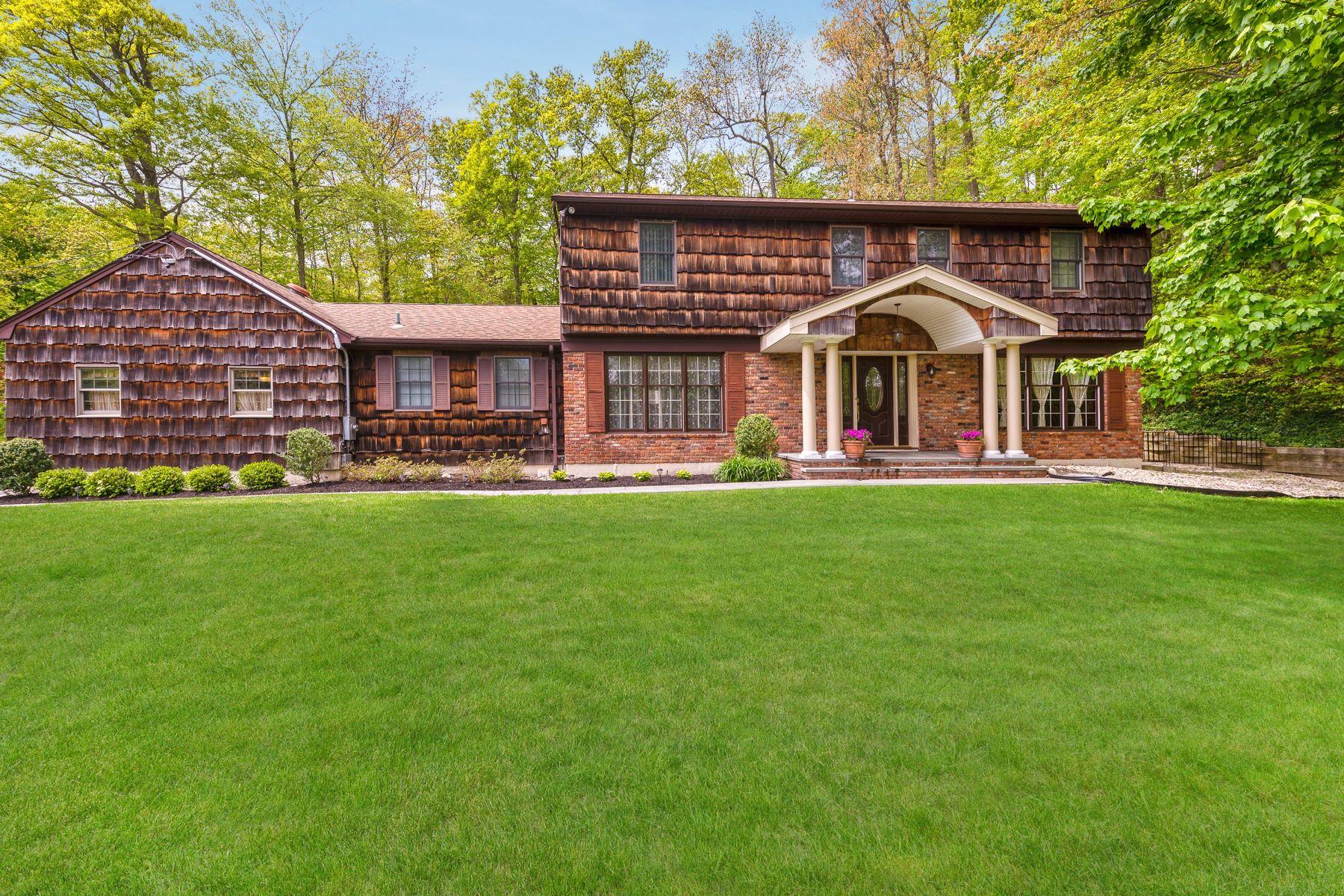 Частный односемейный дом для того Продажа на 31 Downs Rd , Huntington, NY 11743 31 Downs Rd, Huntington, Нью-Йорк, 11743 Соединенные Штаты